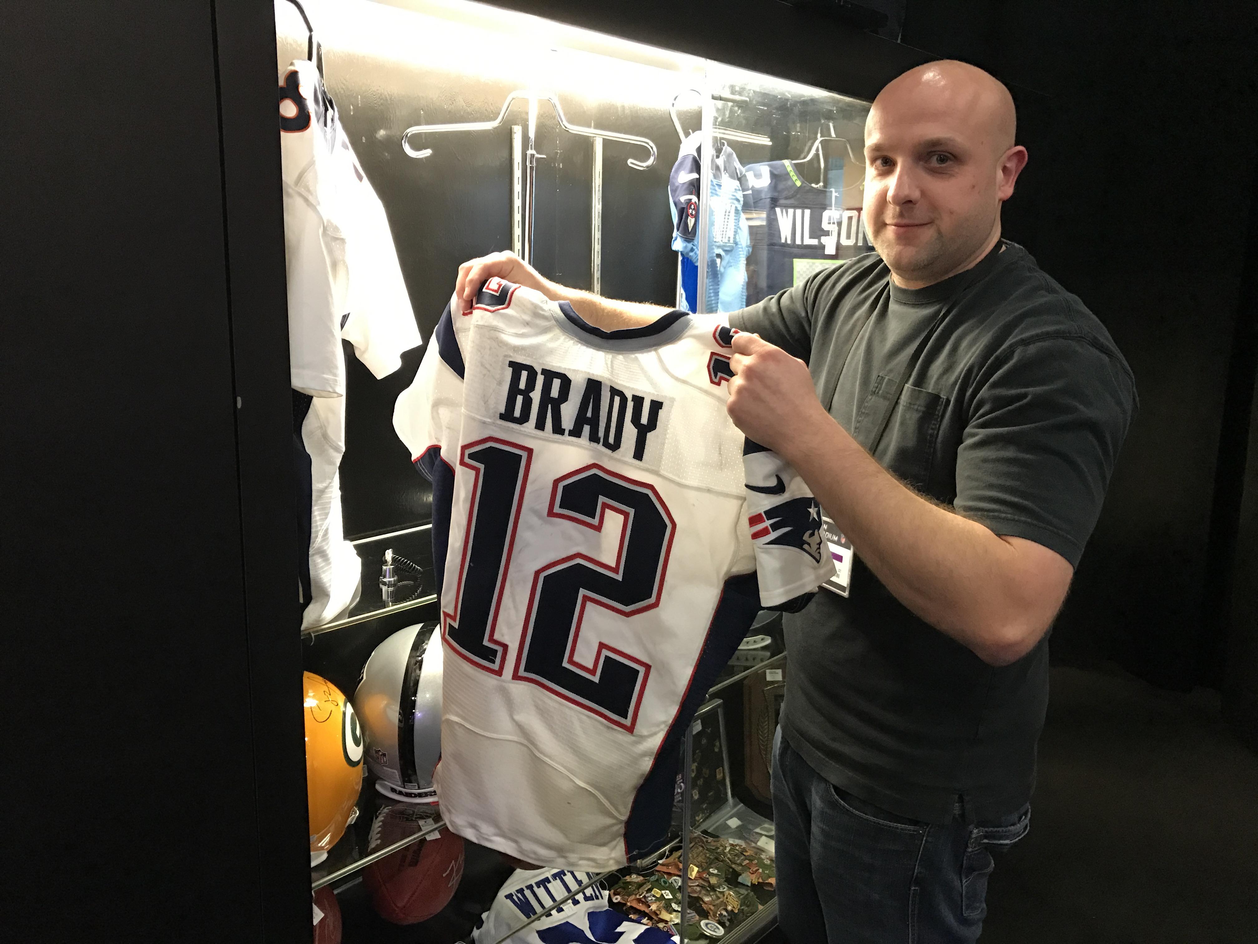 Tom Brady NFL Jerseys