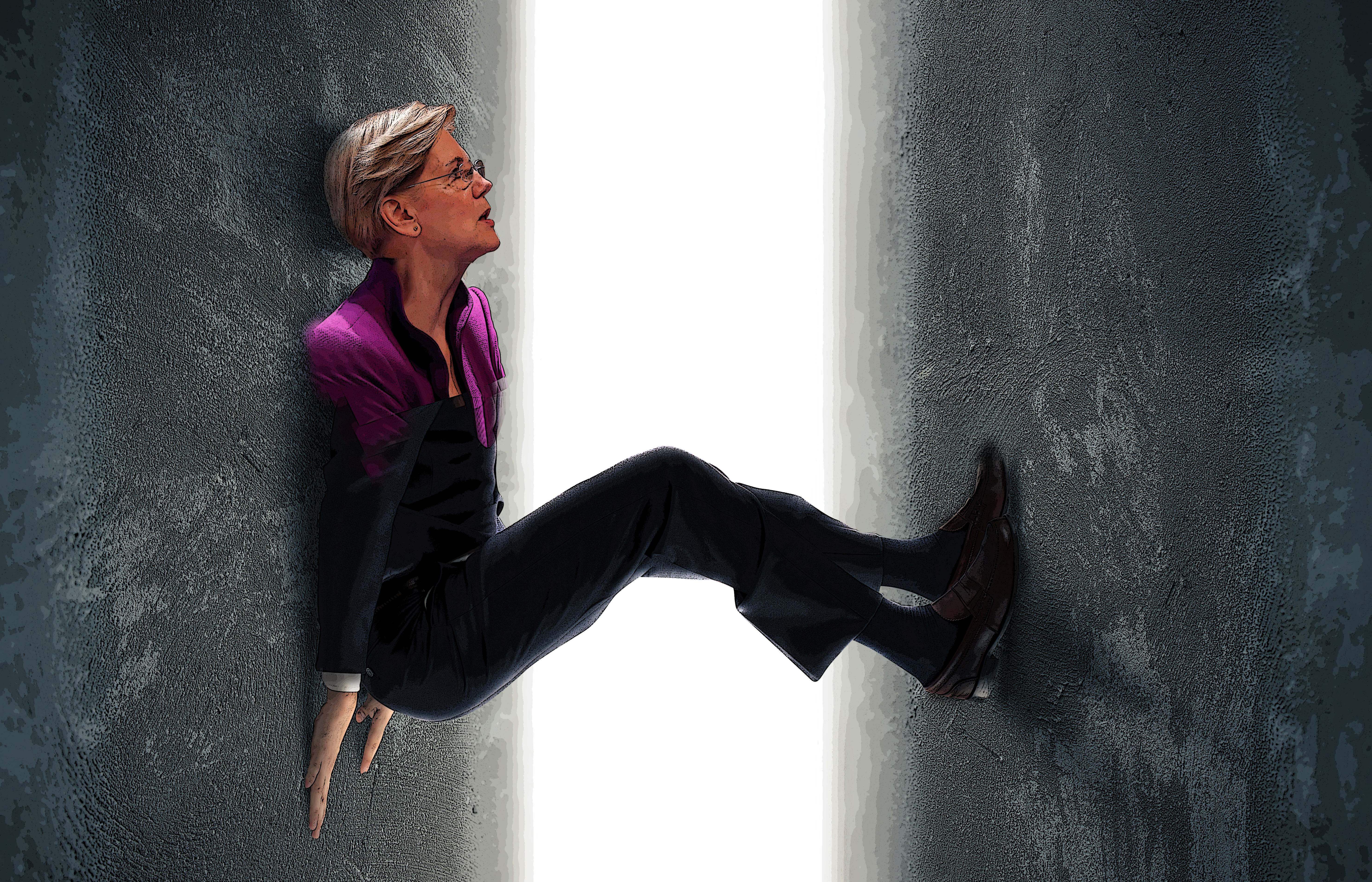 18 Street Porn elizabeth warren is attacked from both left and right on dna