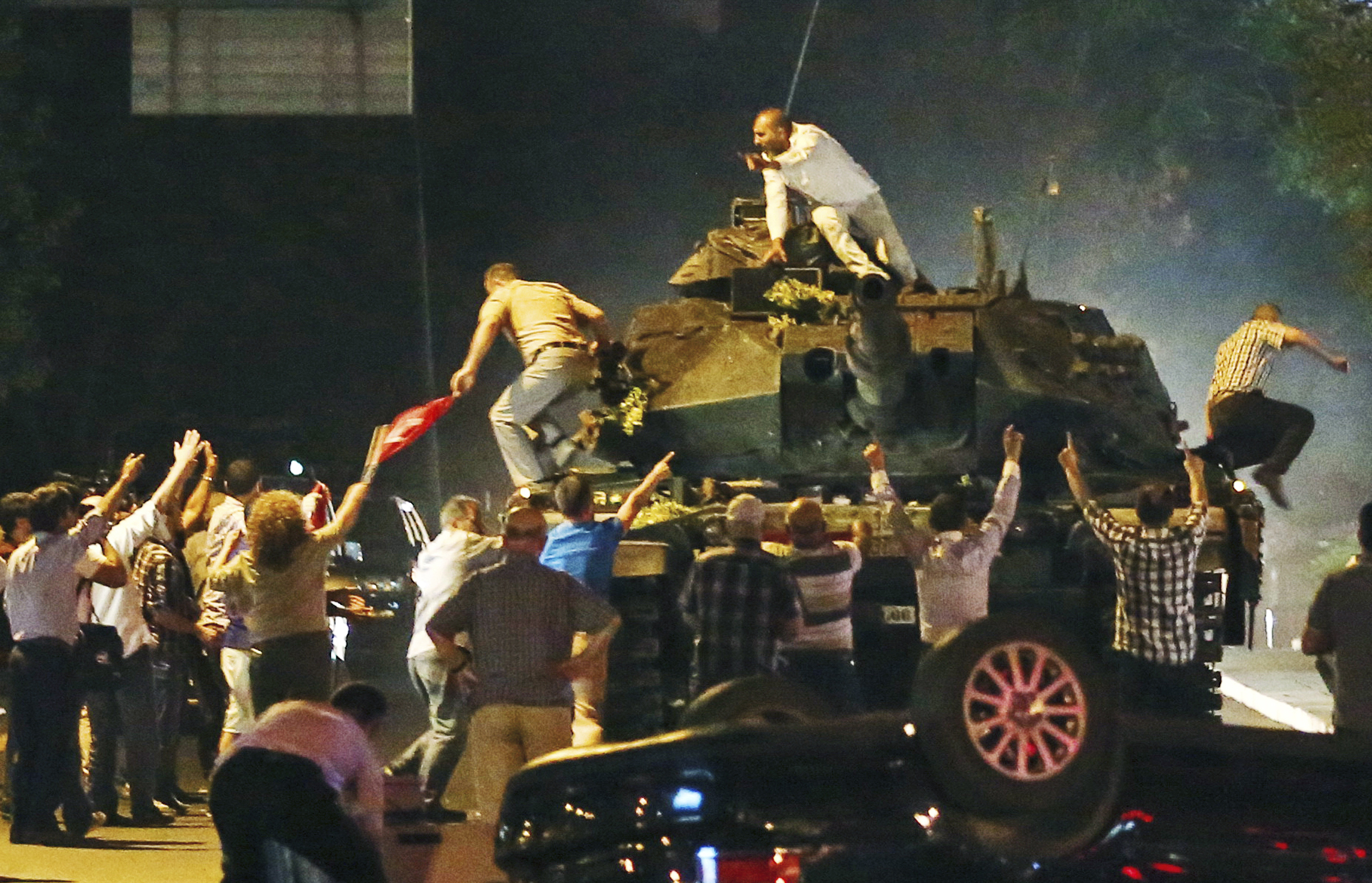 Turkey's religious groups denounce coup attempt - The Boston