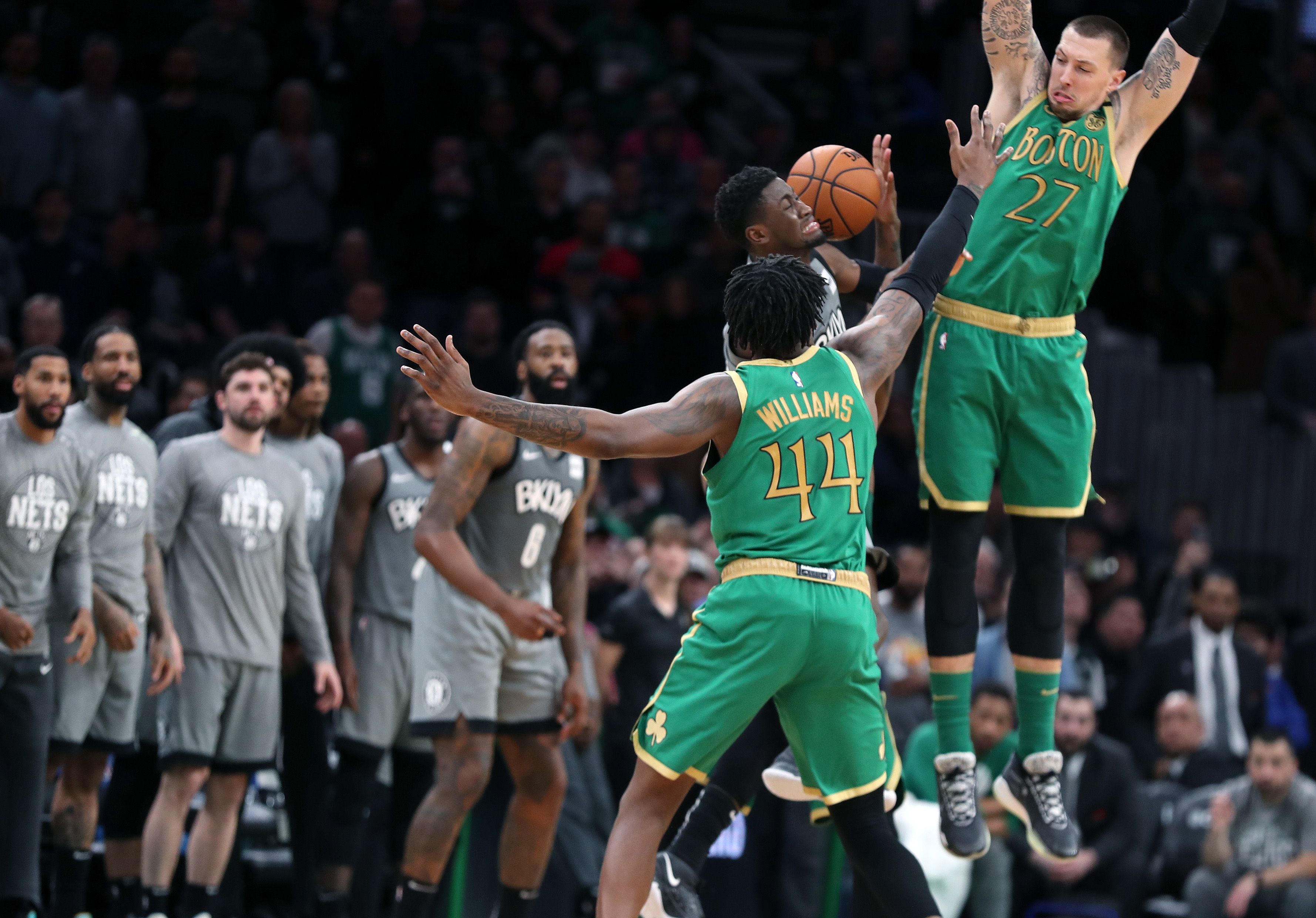 Celtics Blitzed By Caris Levert In Ot Loss And Other Observations The Boston Globe