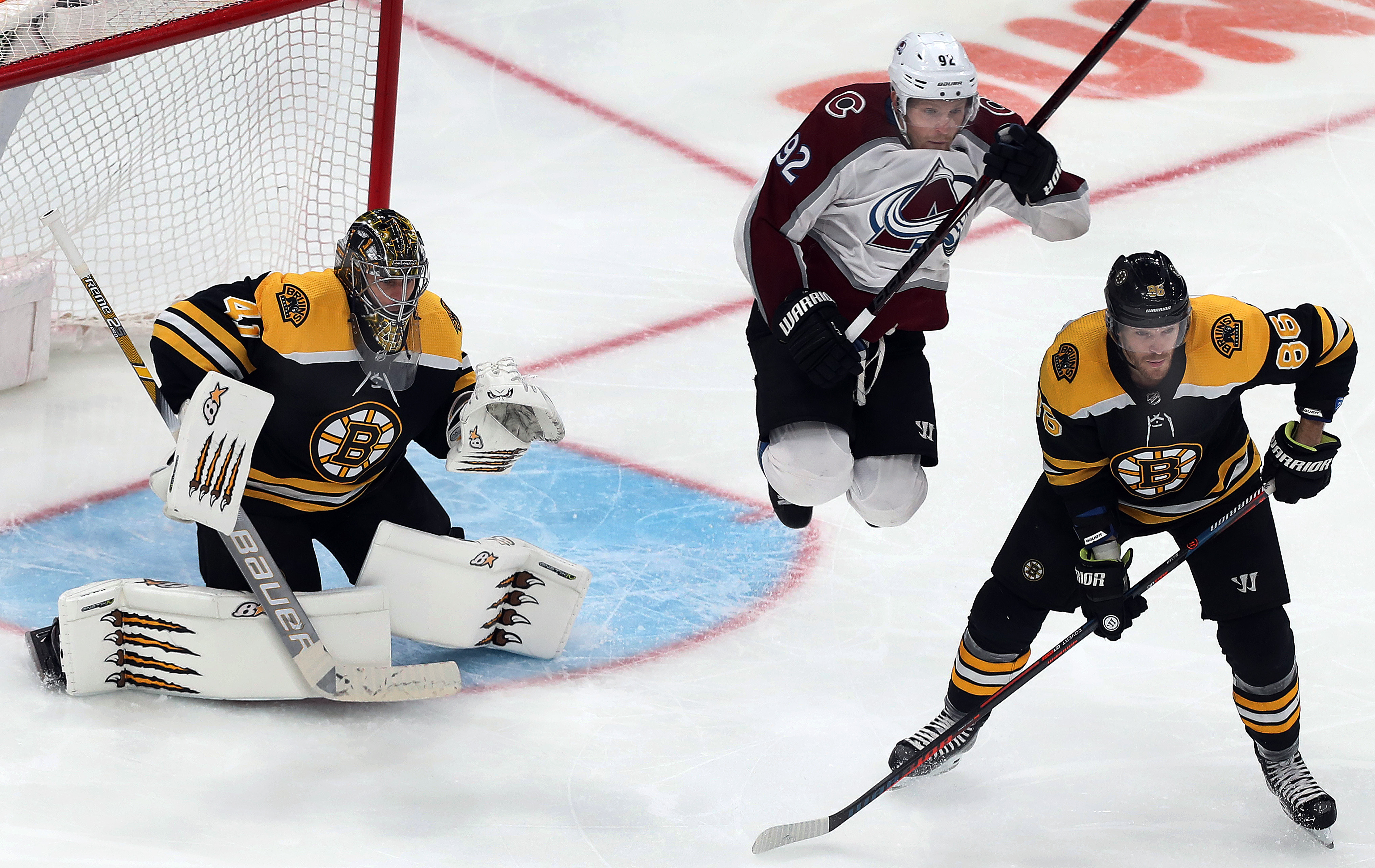Checking in on the Bruins' Kevan Miller