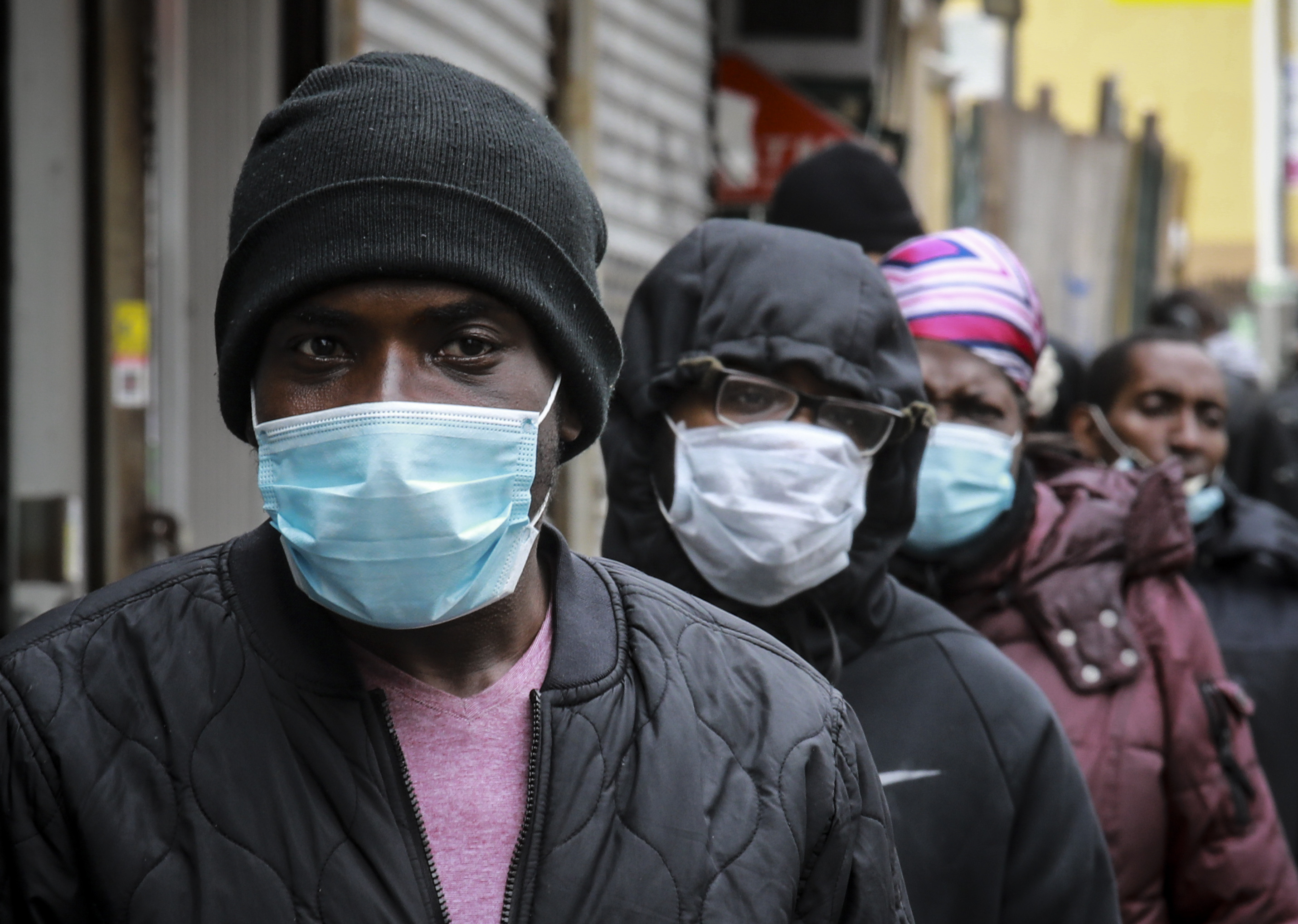 With Or Without A Mask Communities Of Color Fear Unequal Enforcement During Pandemic The Boston Globe