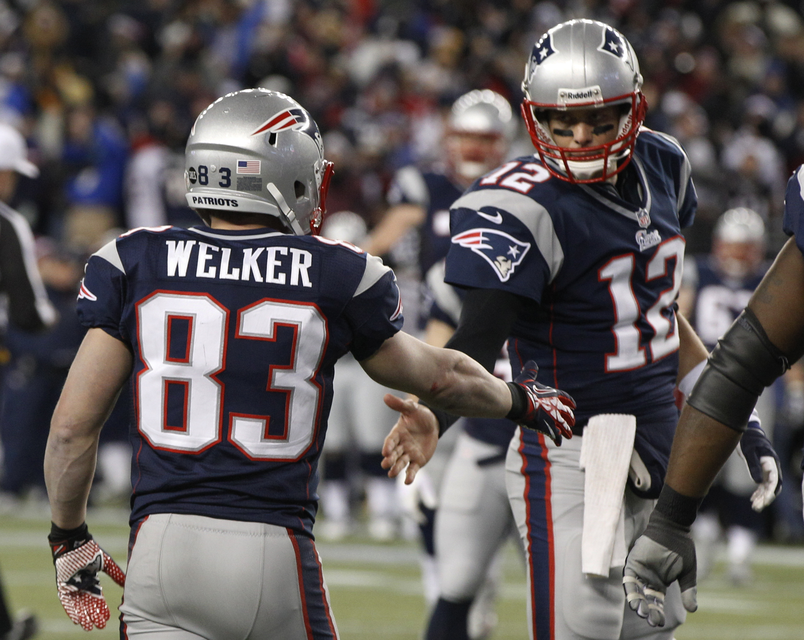 The costly departure of Patriots receiver Wes Welker - The Boston ...