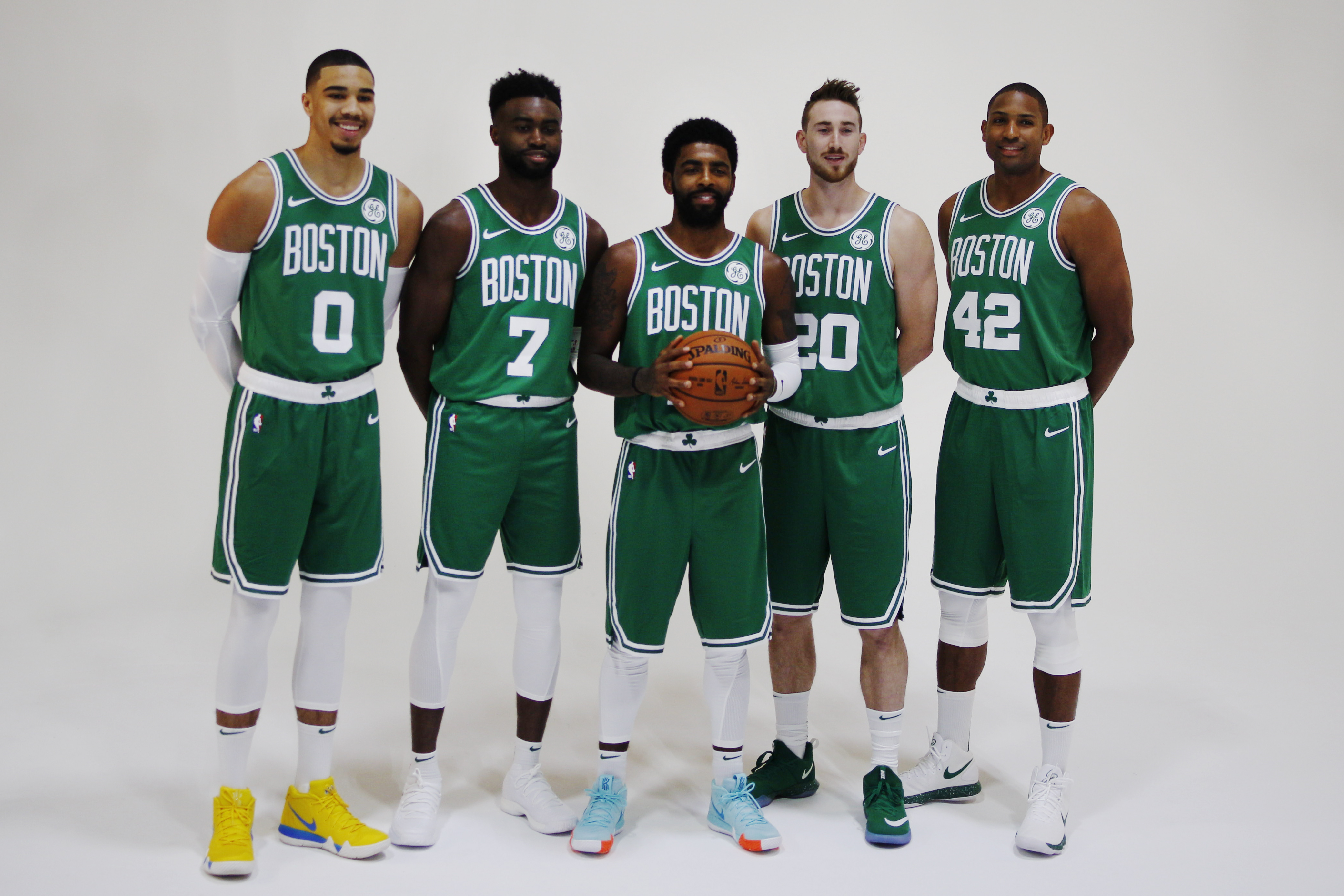 b2dc386e9e4 What the Celtics had to say during media day - The Boston Globe