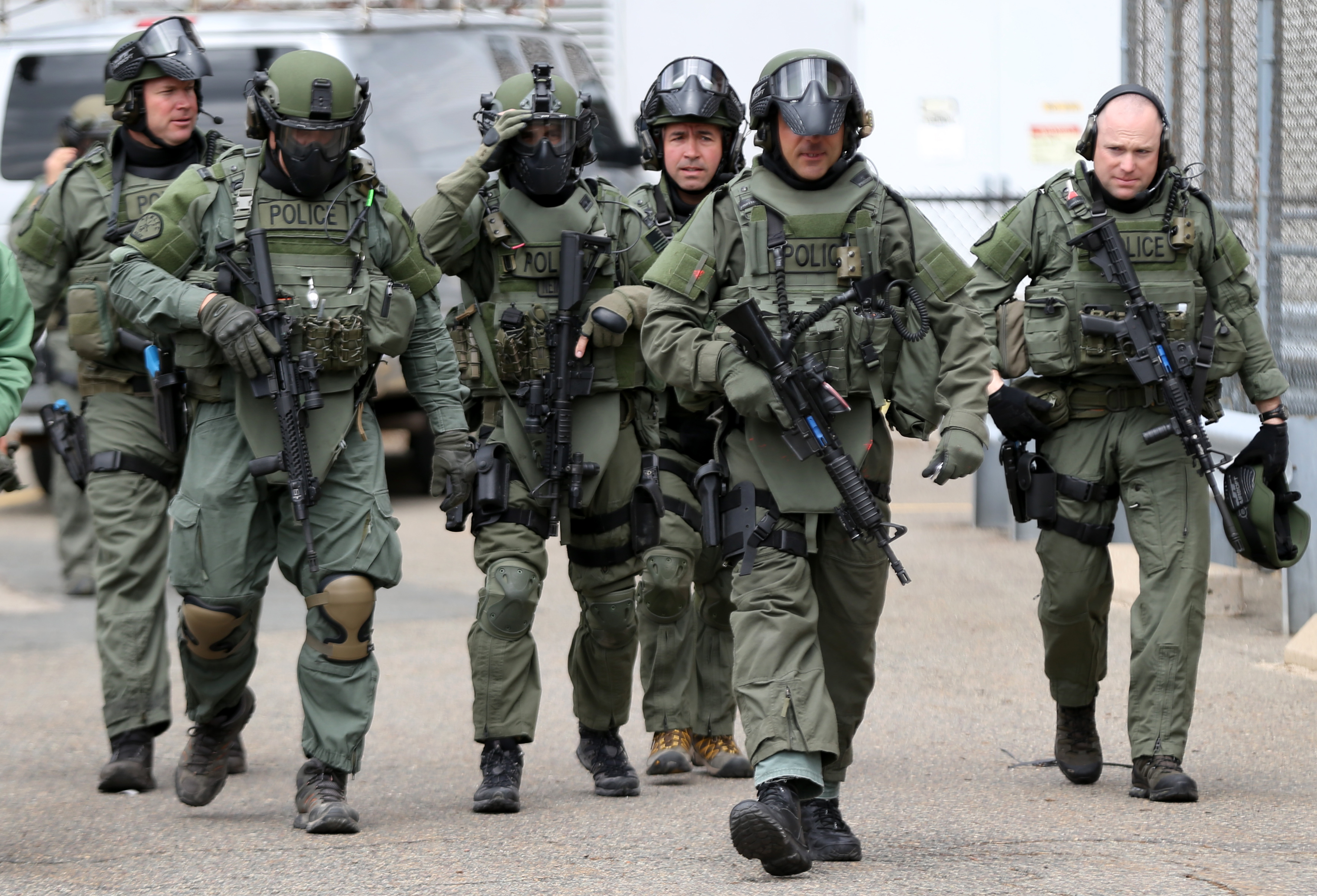 aclu critical of how swat teams are used the boston globe S.W.a.t Equipment