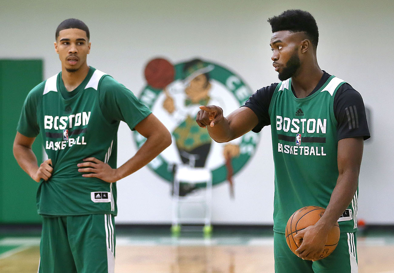 Celtics' fate this season hinges on three players