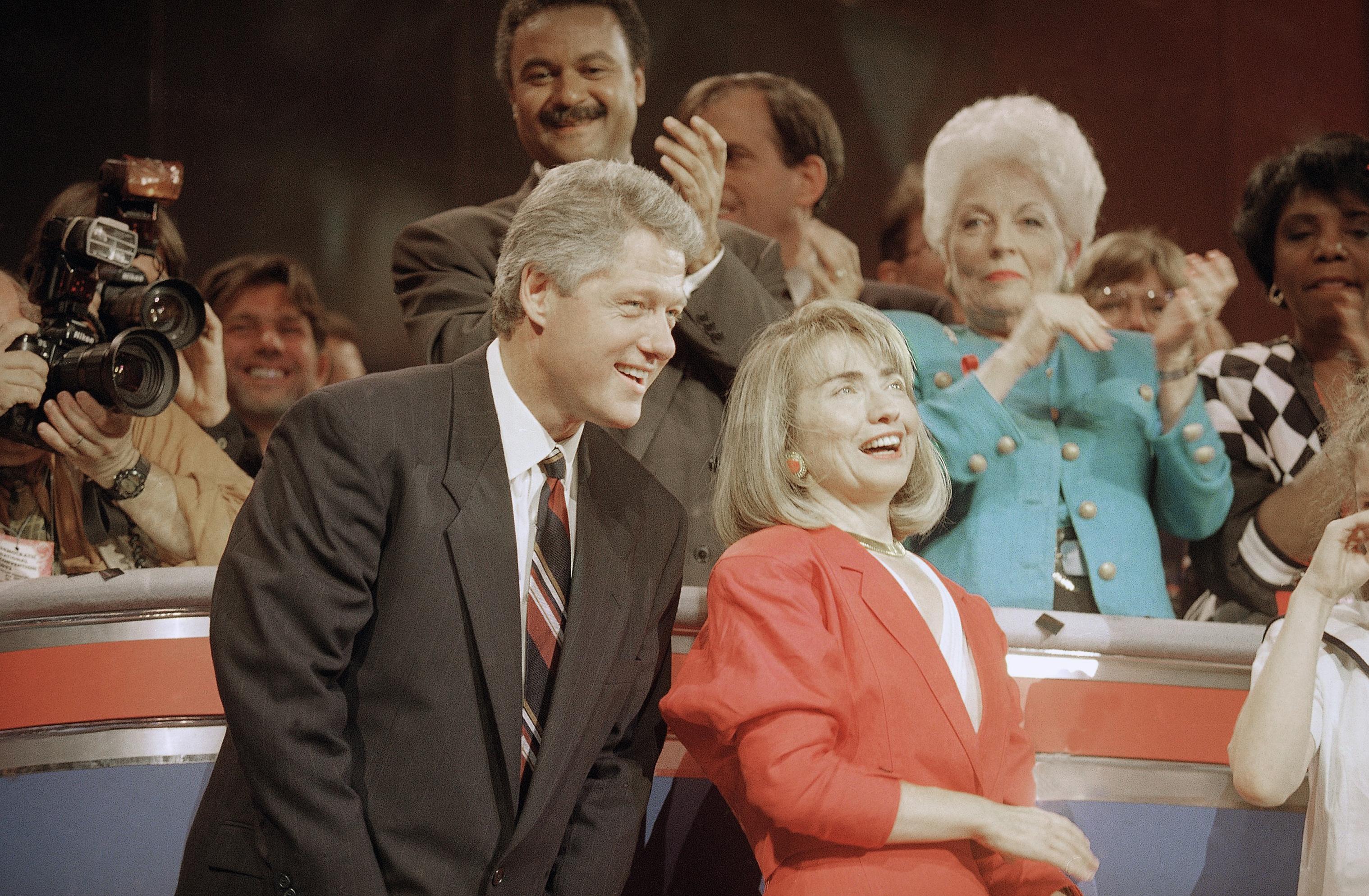 1992 democratic convention fleetwood mac