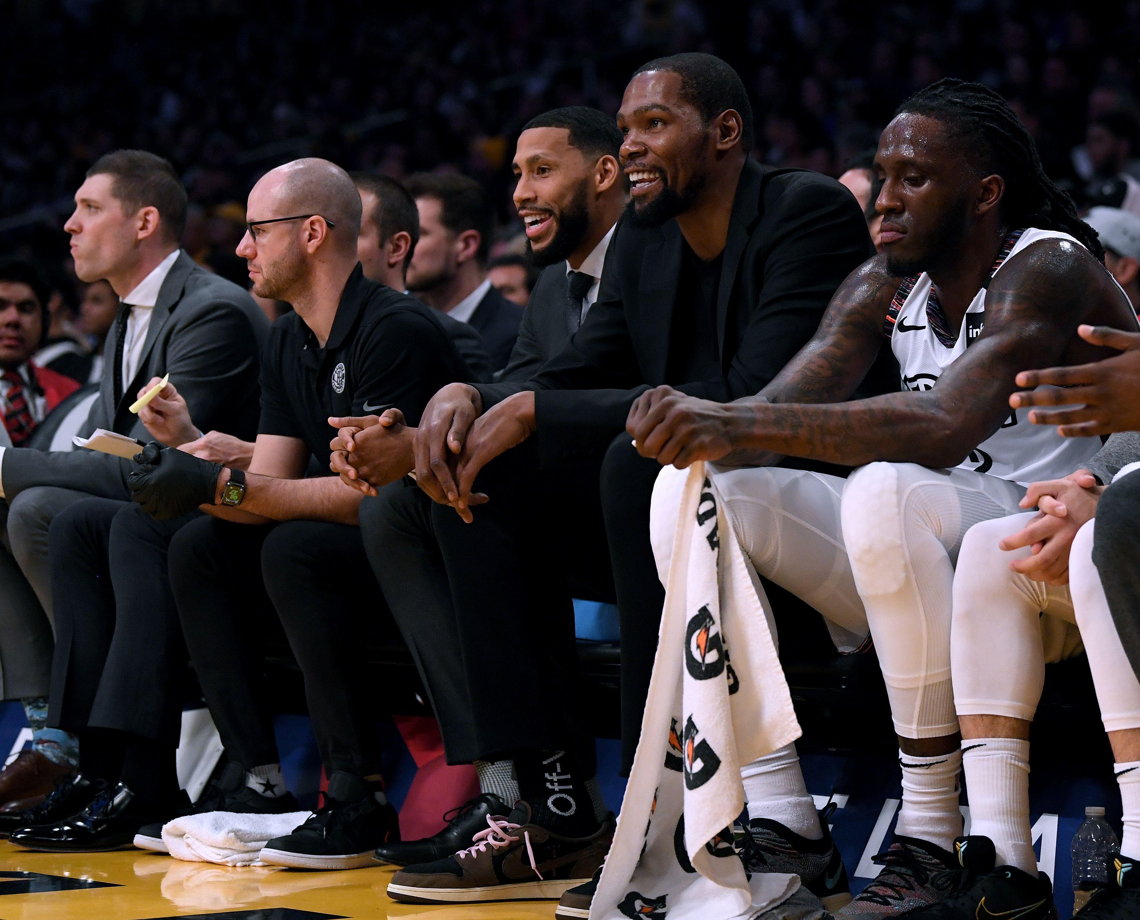 Kevin Durant Among Four Brooklyn Nets To Test Positive For Coronavirus The Boston Globe