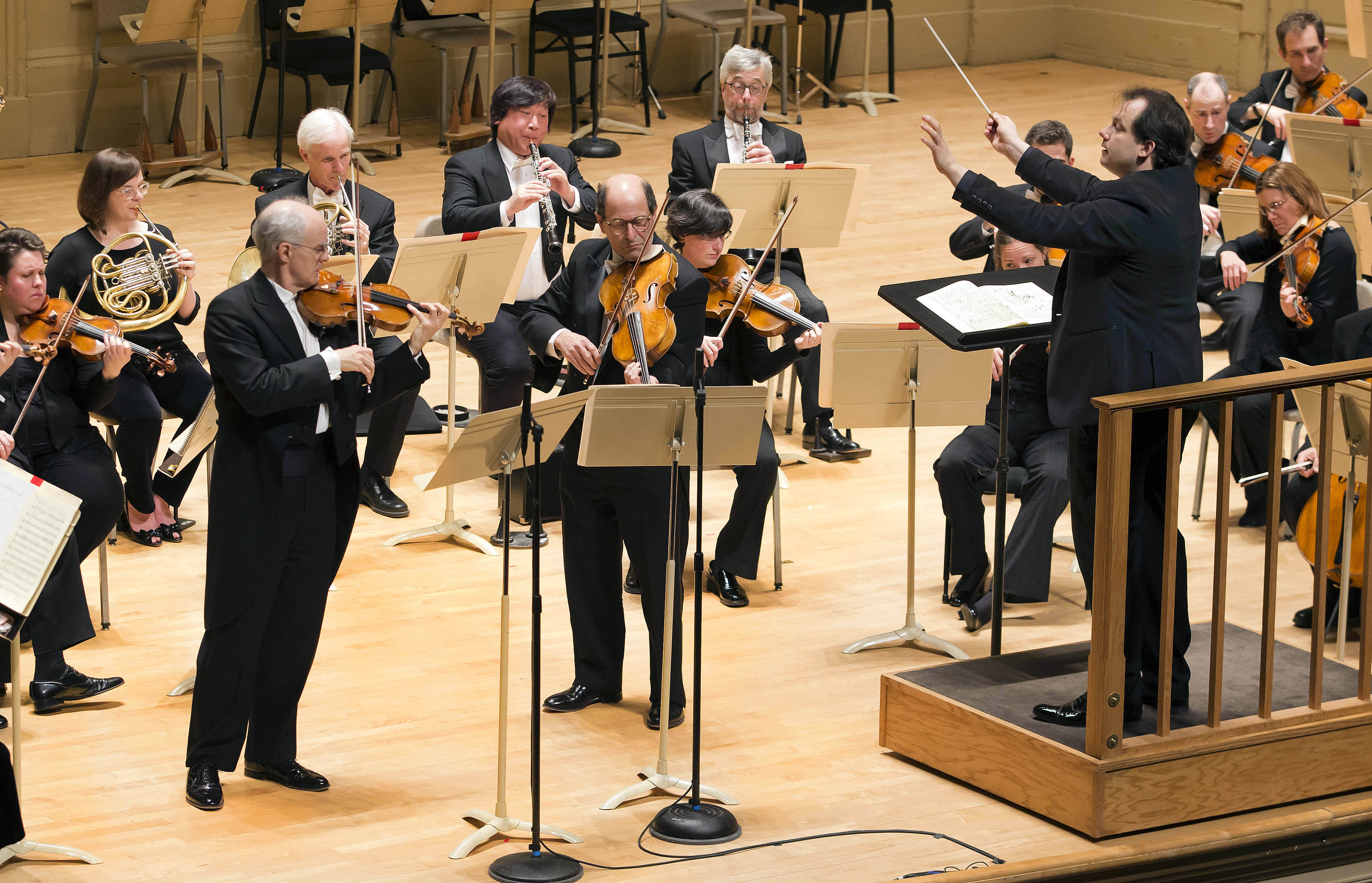 Here's how much the BSO's highest-paid musicians (all men