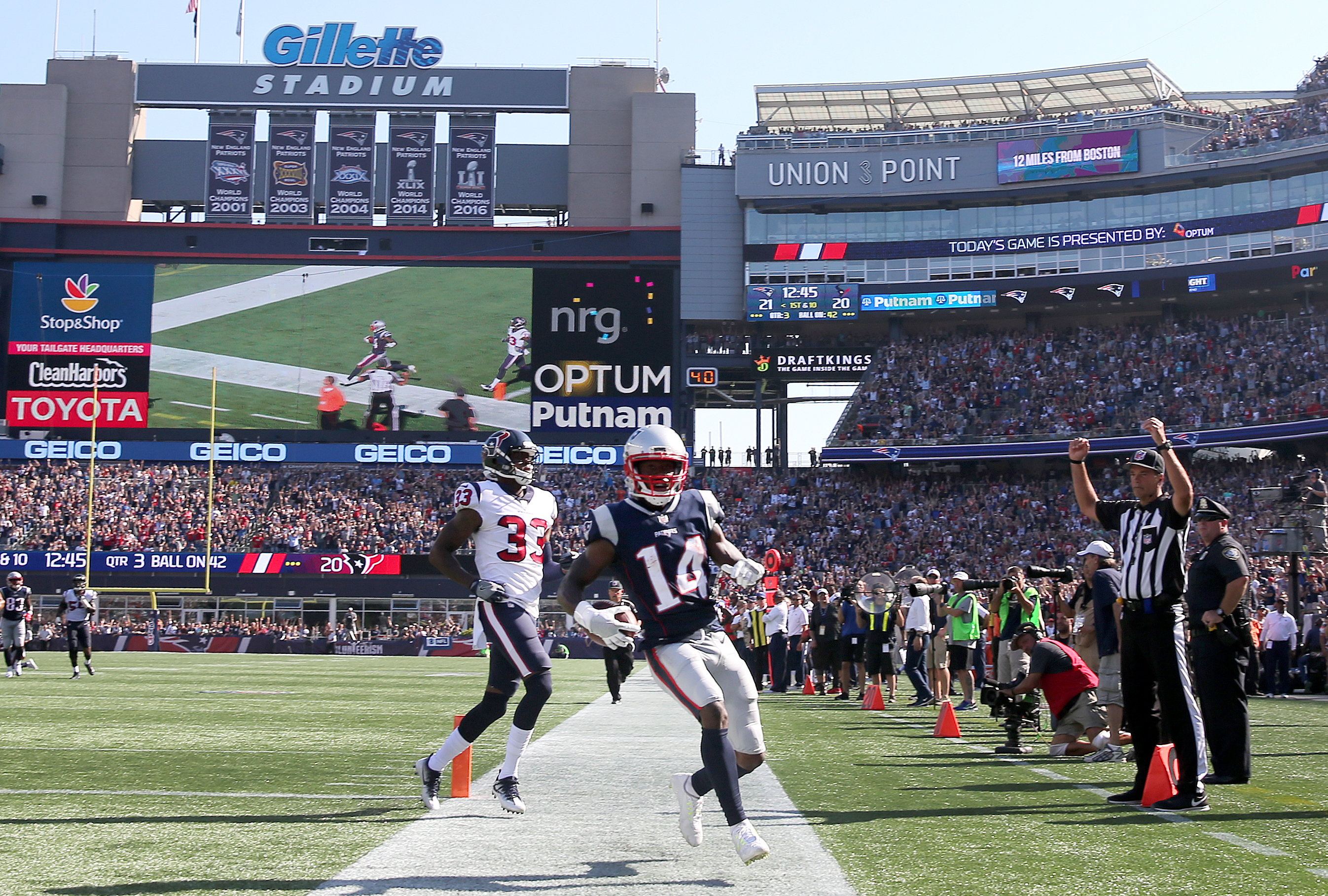 c3befc2d The day that Brandin Cooks became a true Patriot - The Boston Globe