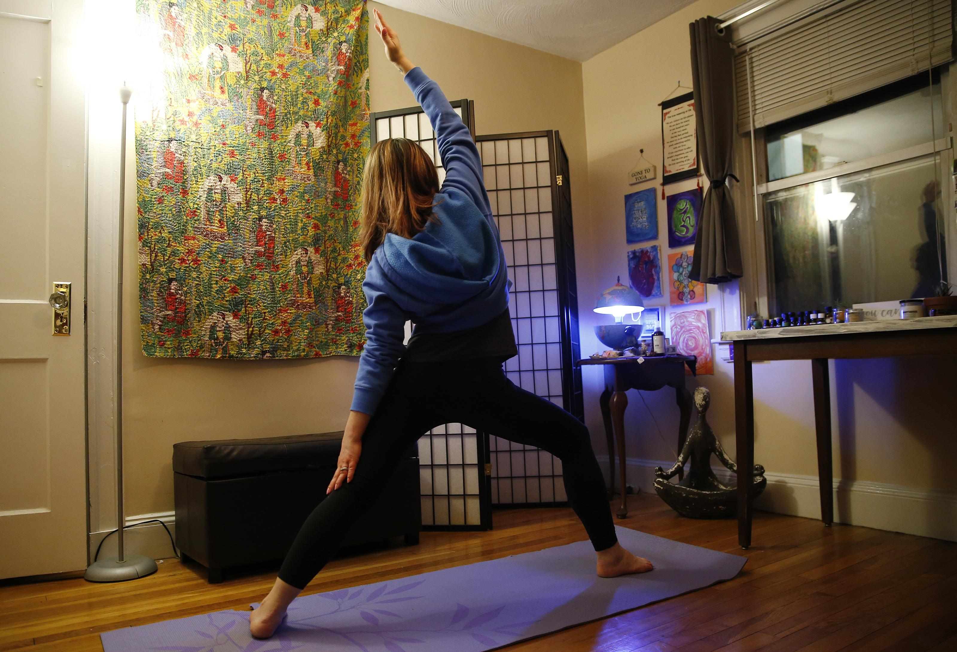 Five Free Workouts You Can Do At Home During The Coronavirus Shutdown The Boston Globe
