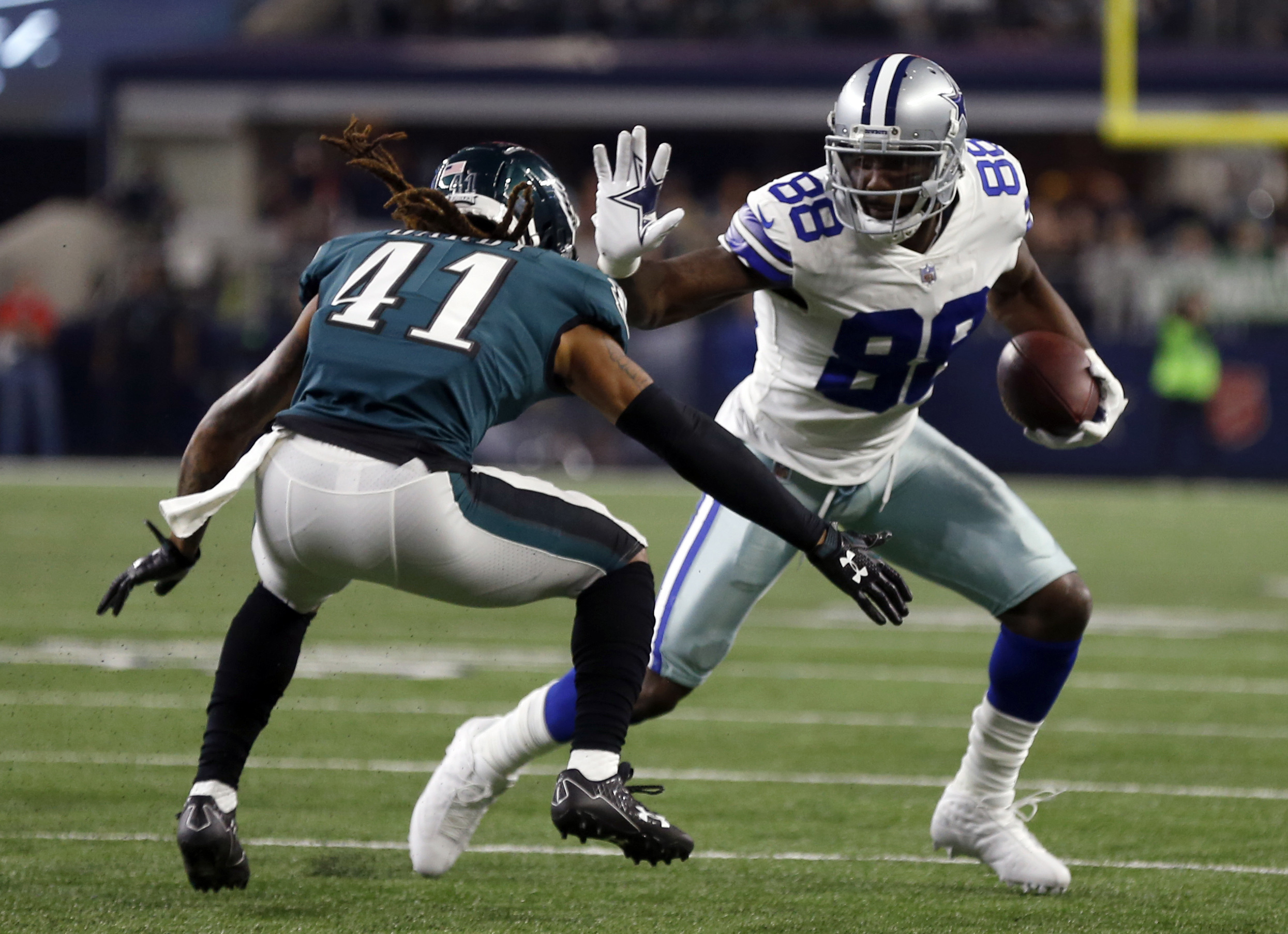 Could Dez Bryant Fit With The Patriots The Boston Globe