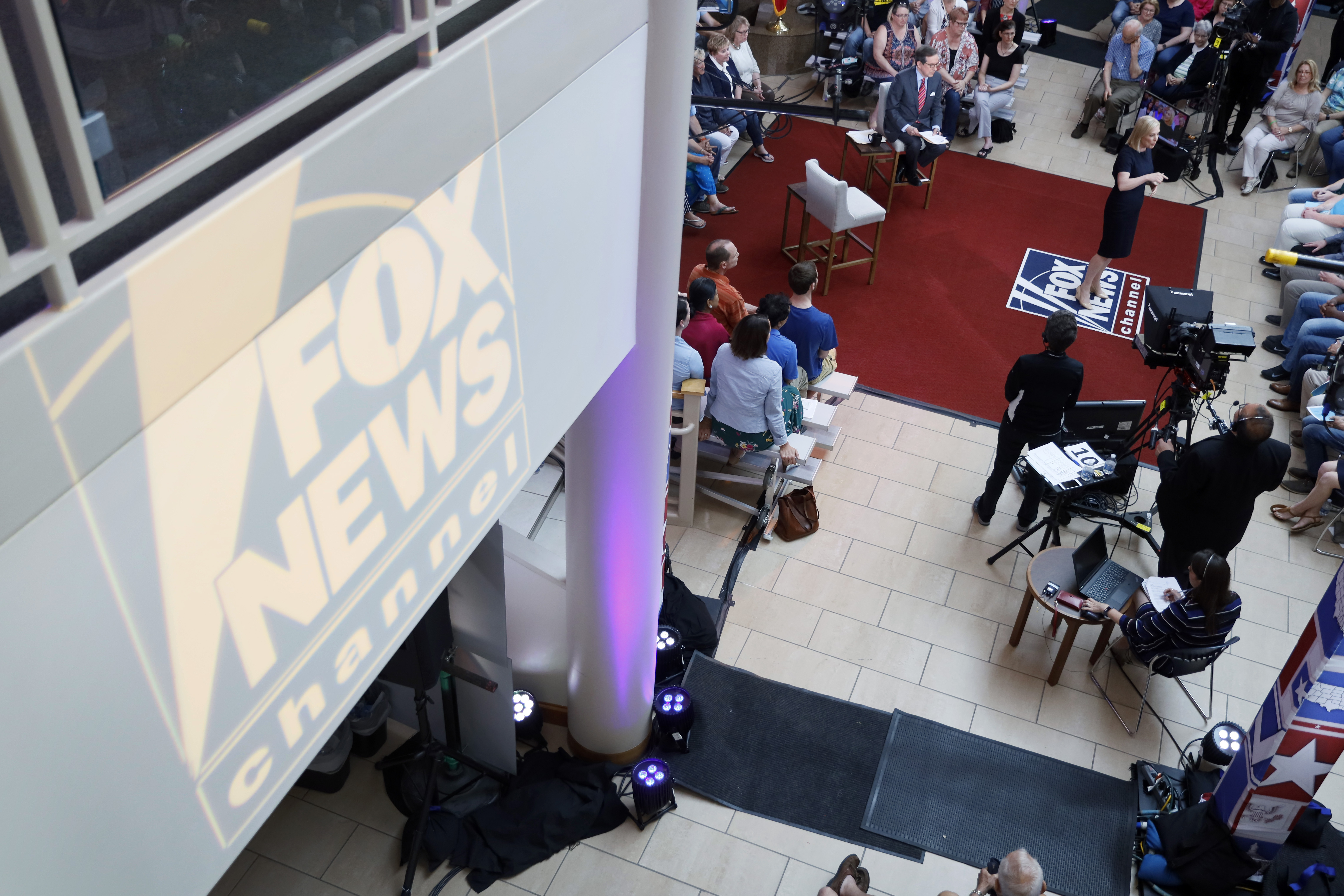 The day Fox News was on the TV in my gym - The Boston Globe