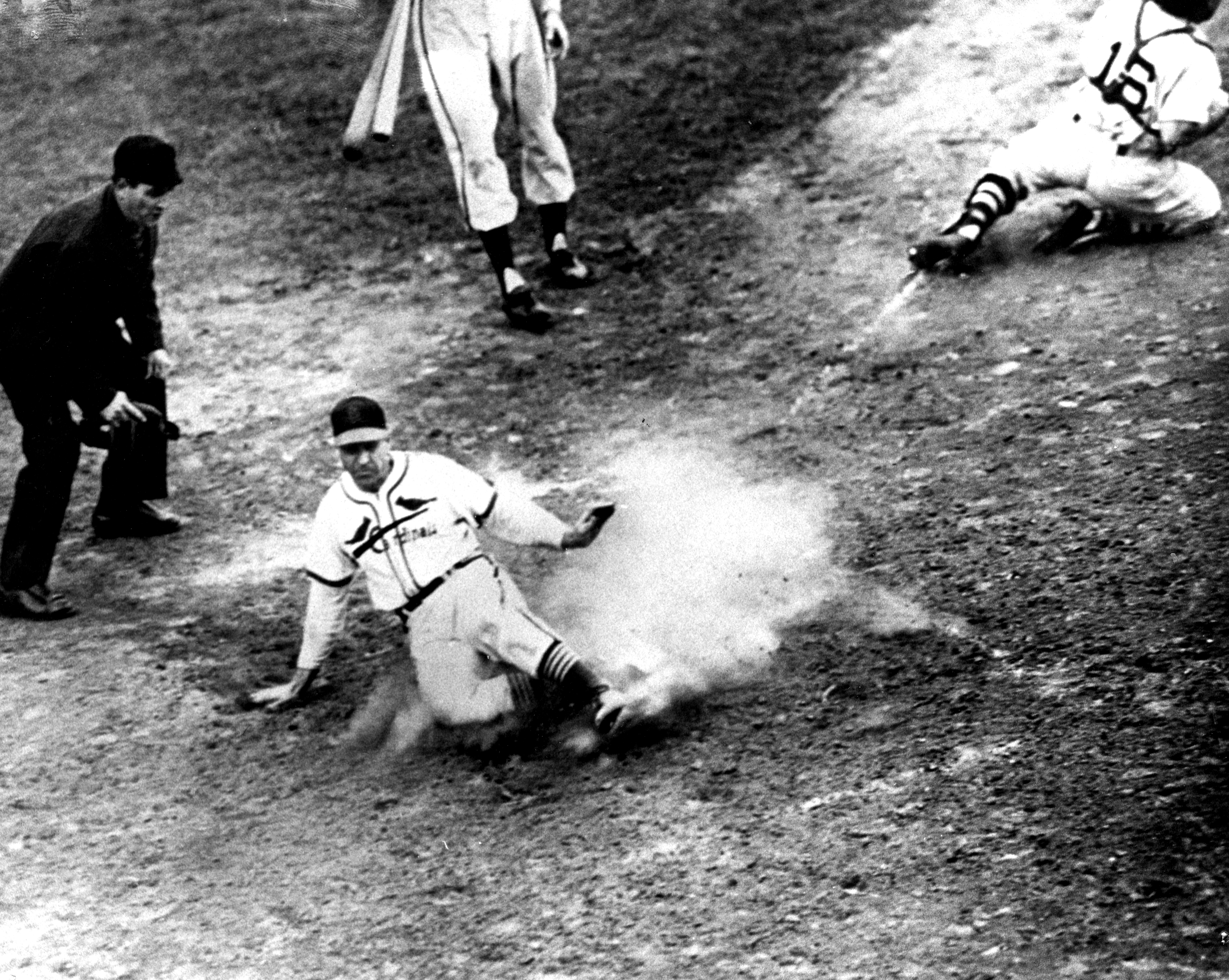 Red Sox lose Game 7 to Cardinals in 1946 World Series - The Boston ...