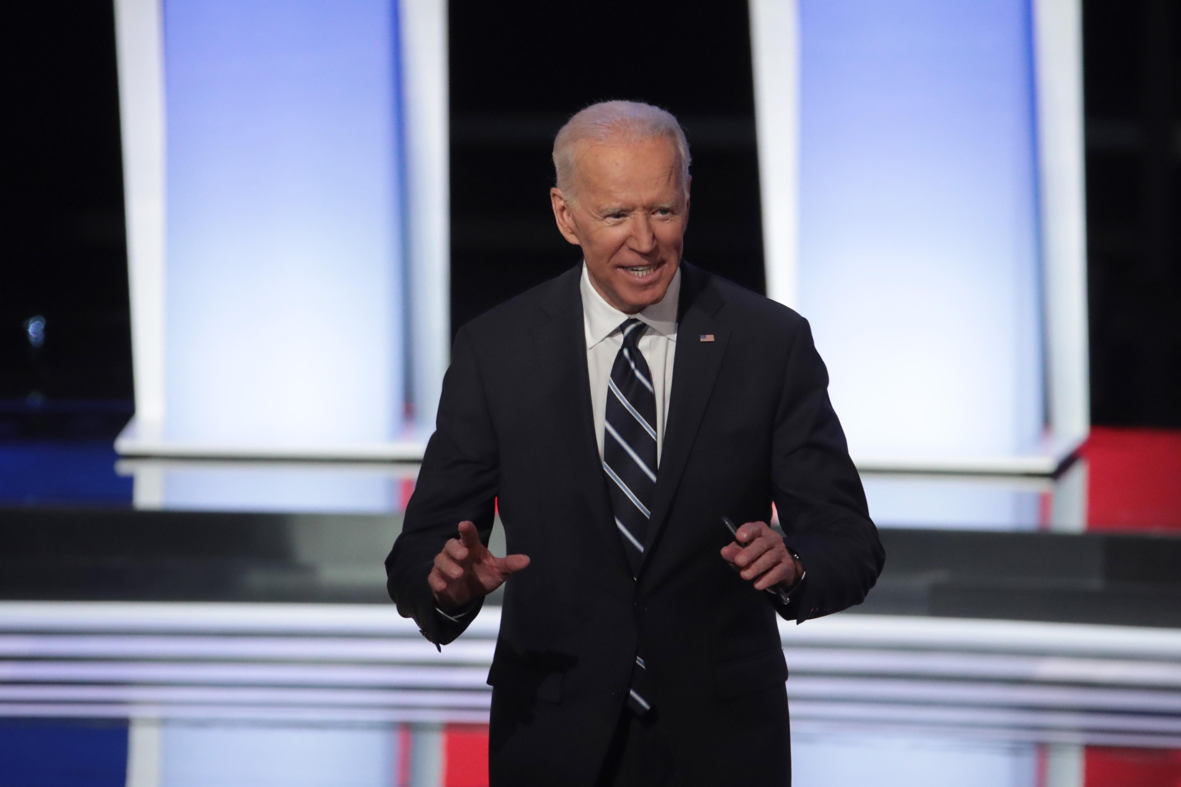 Joe Biden redeems himself
