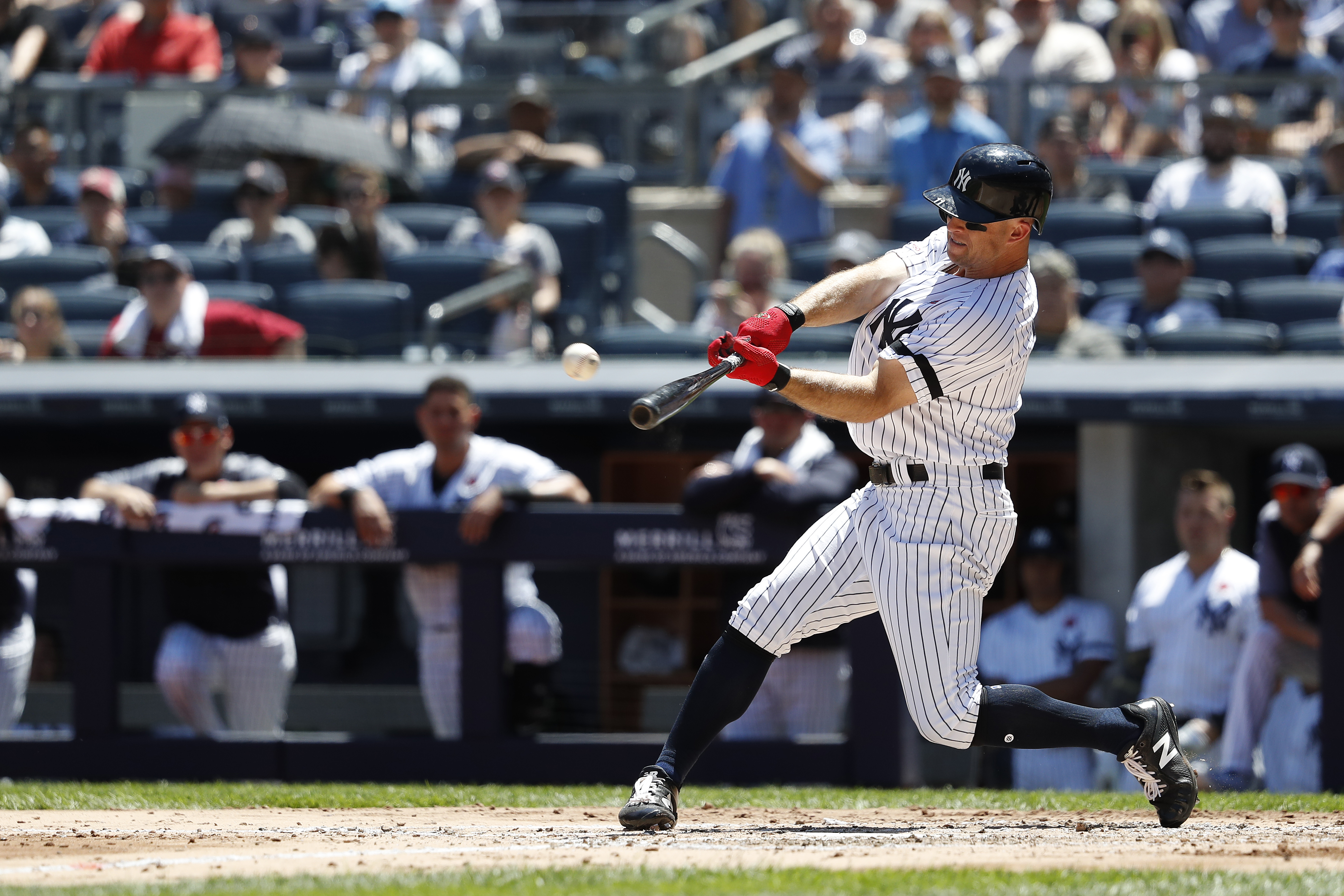 Decimated by injuries, Yankees have managed to thrive
