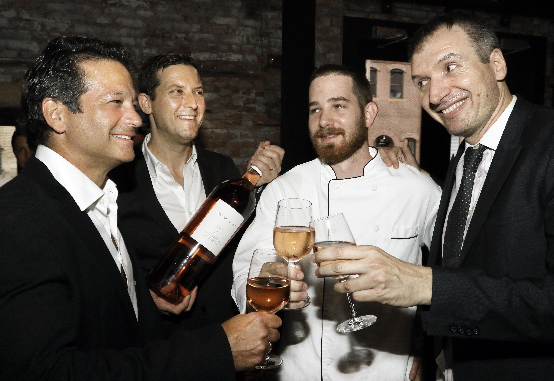Francophile Flock To Bastille Kitchen To Celebrate The