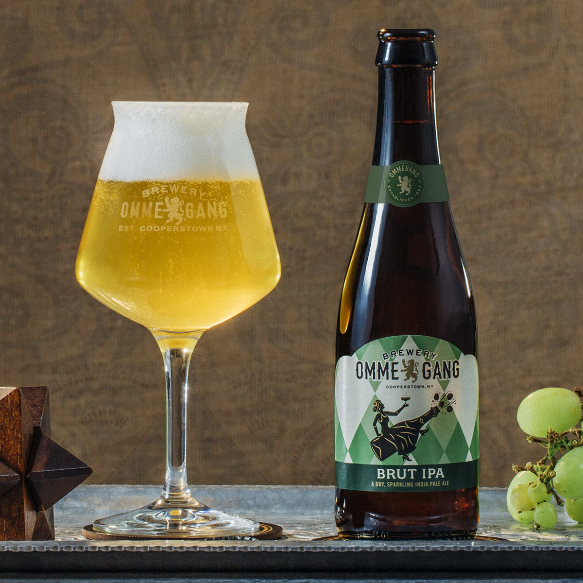 Not every Brut IPA is built the same