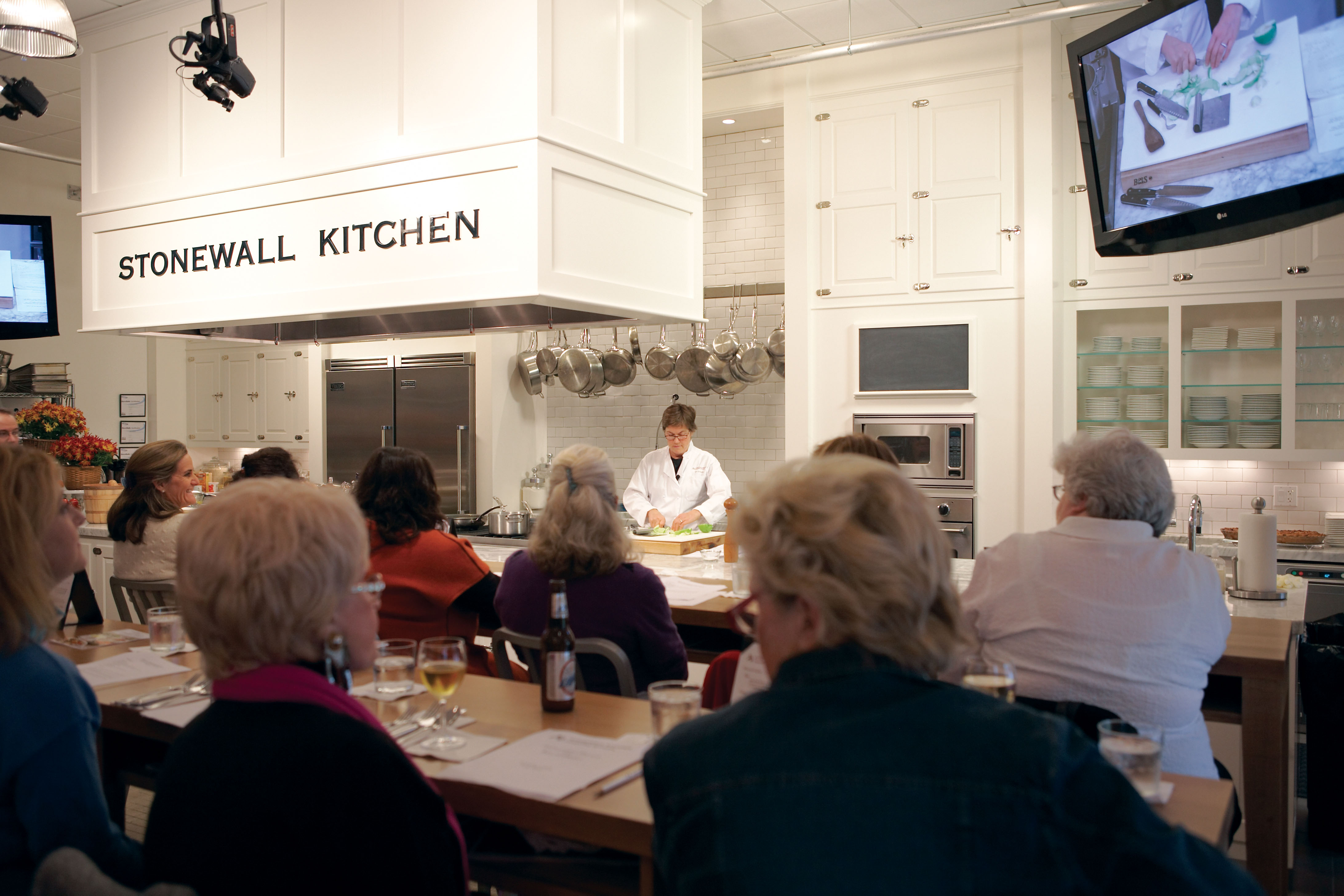 At Maine Cooking School The Classes Are As Varied As The Instructors The Boston Globe