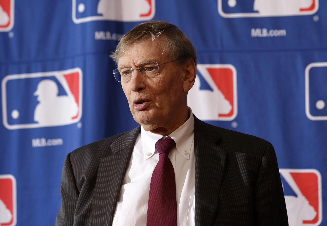 Former baseball commissioner Bud Selig can finally speak his mind