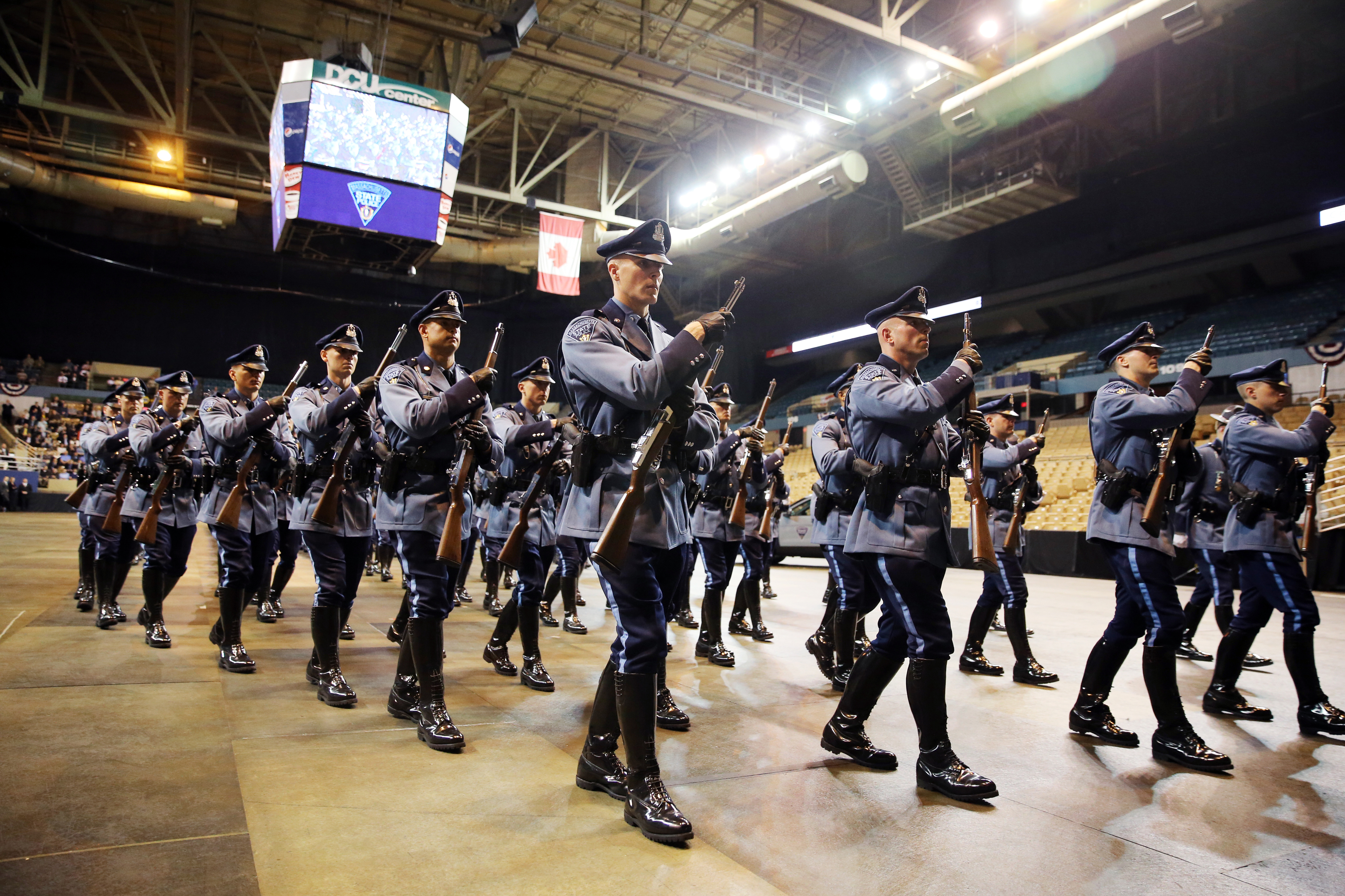 State Police add 158 new troopers to its ranks - The Boston