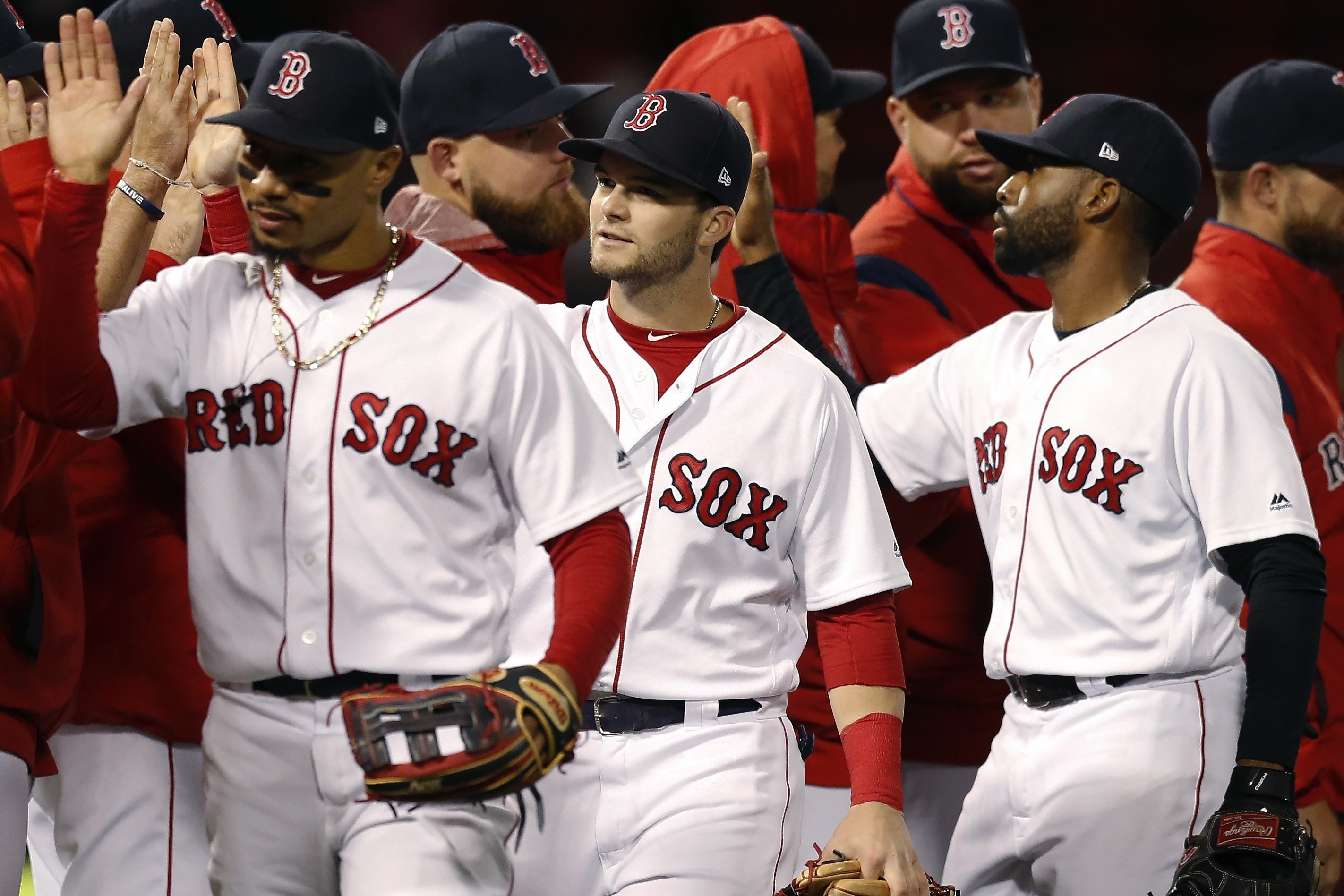 Breaking down a bizarre first half for the Red Sox