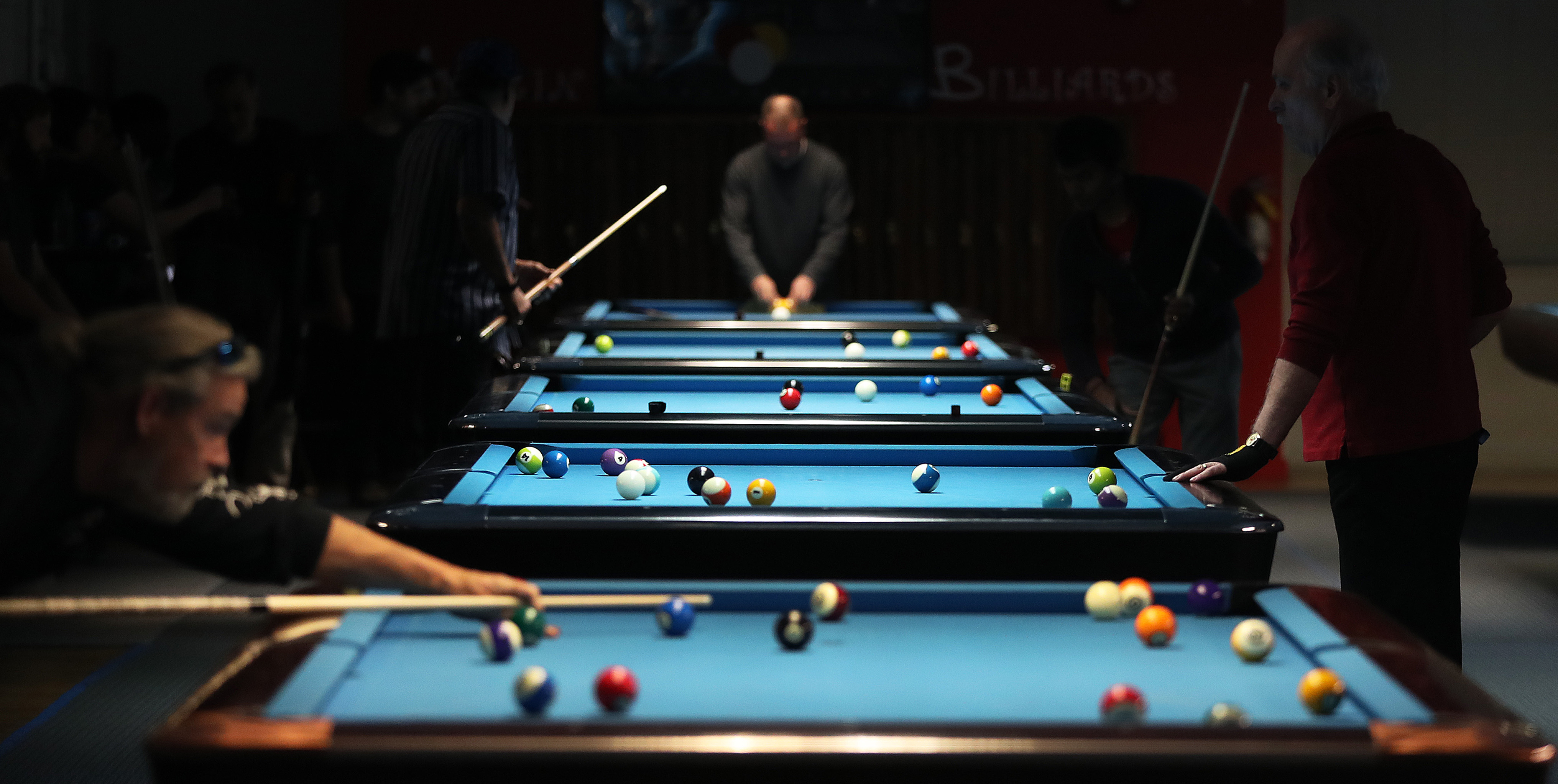 In Malden, a billiards champion and his pool hall rack up a ...