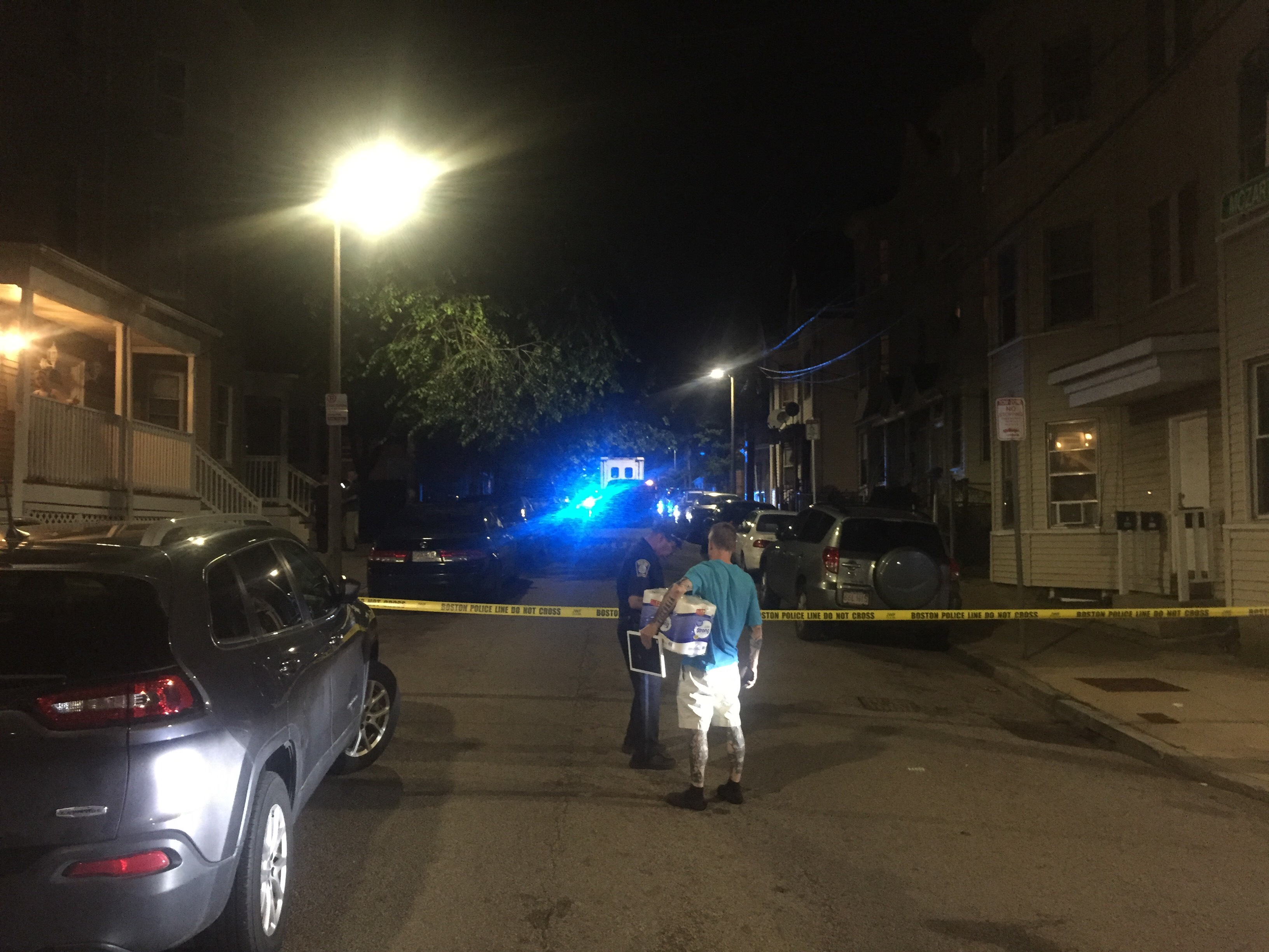 Two men fatally shot in Jamaica Plain