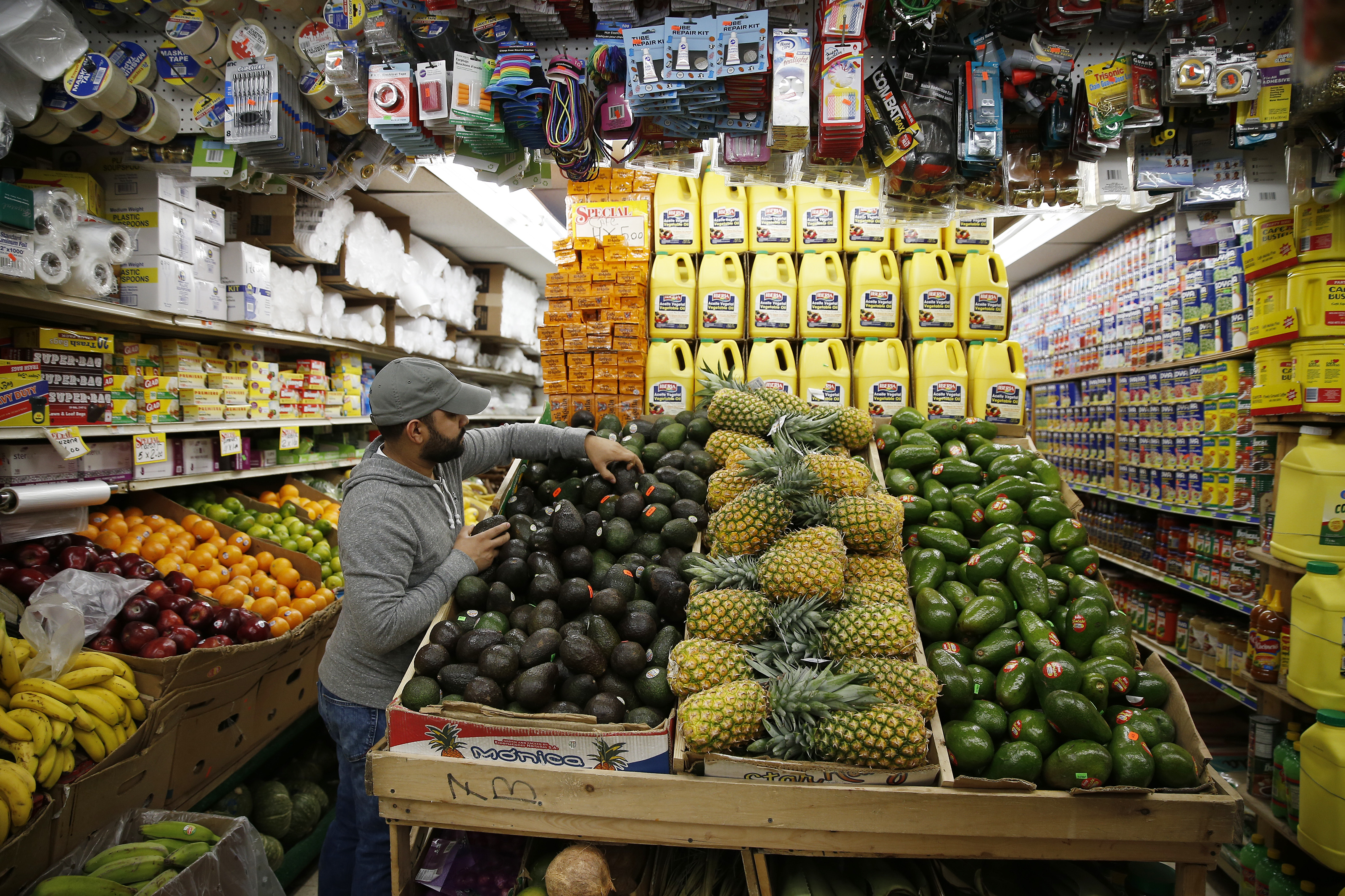 In Lawrence, bodegas now carry healthier options - The