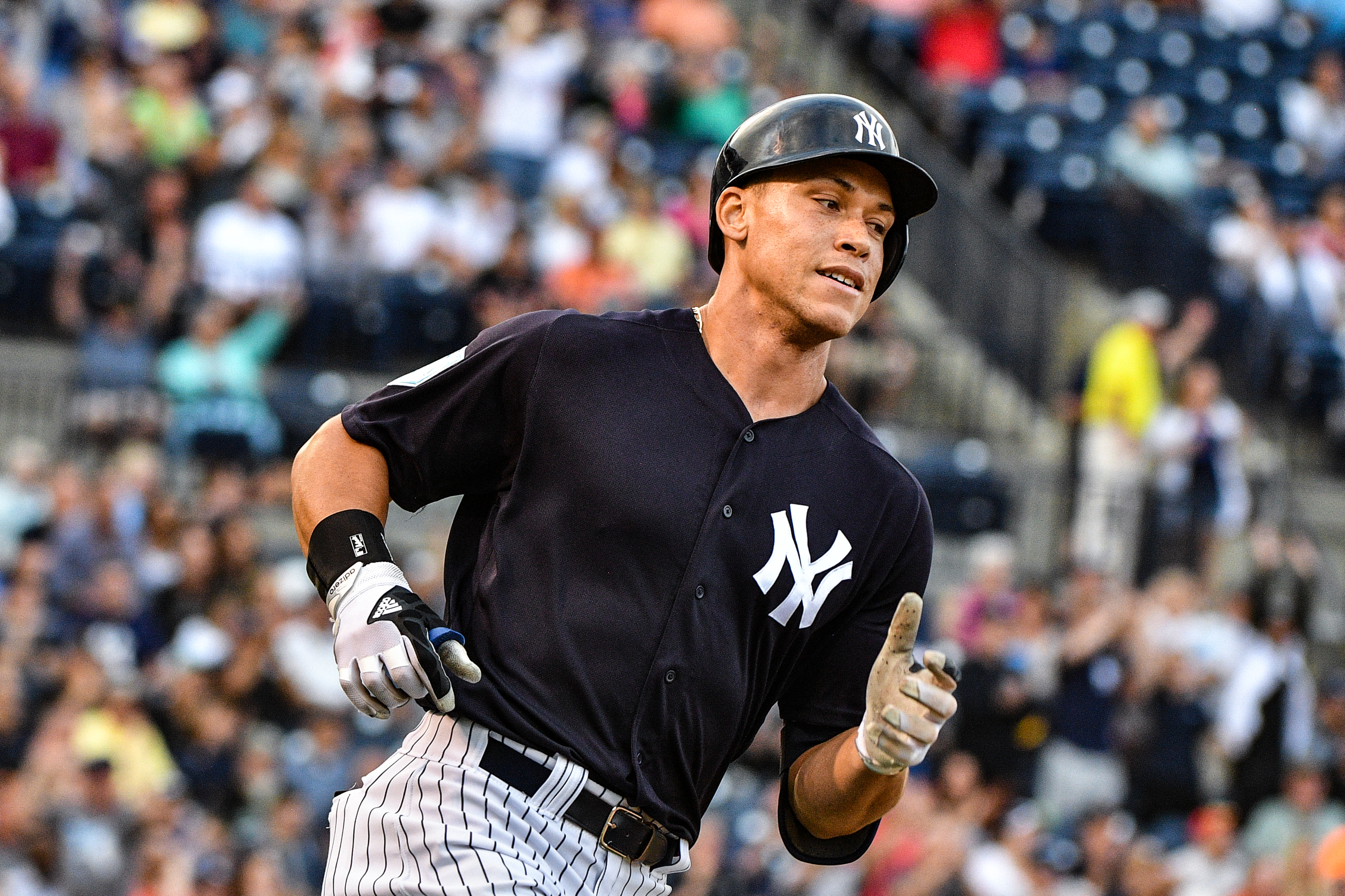 best sneakers fd413 769ea Friday's spring training report: Yankees tee off on Red Sox ...