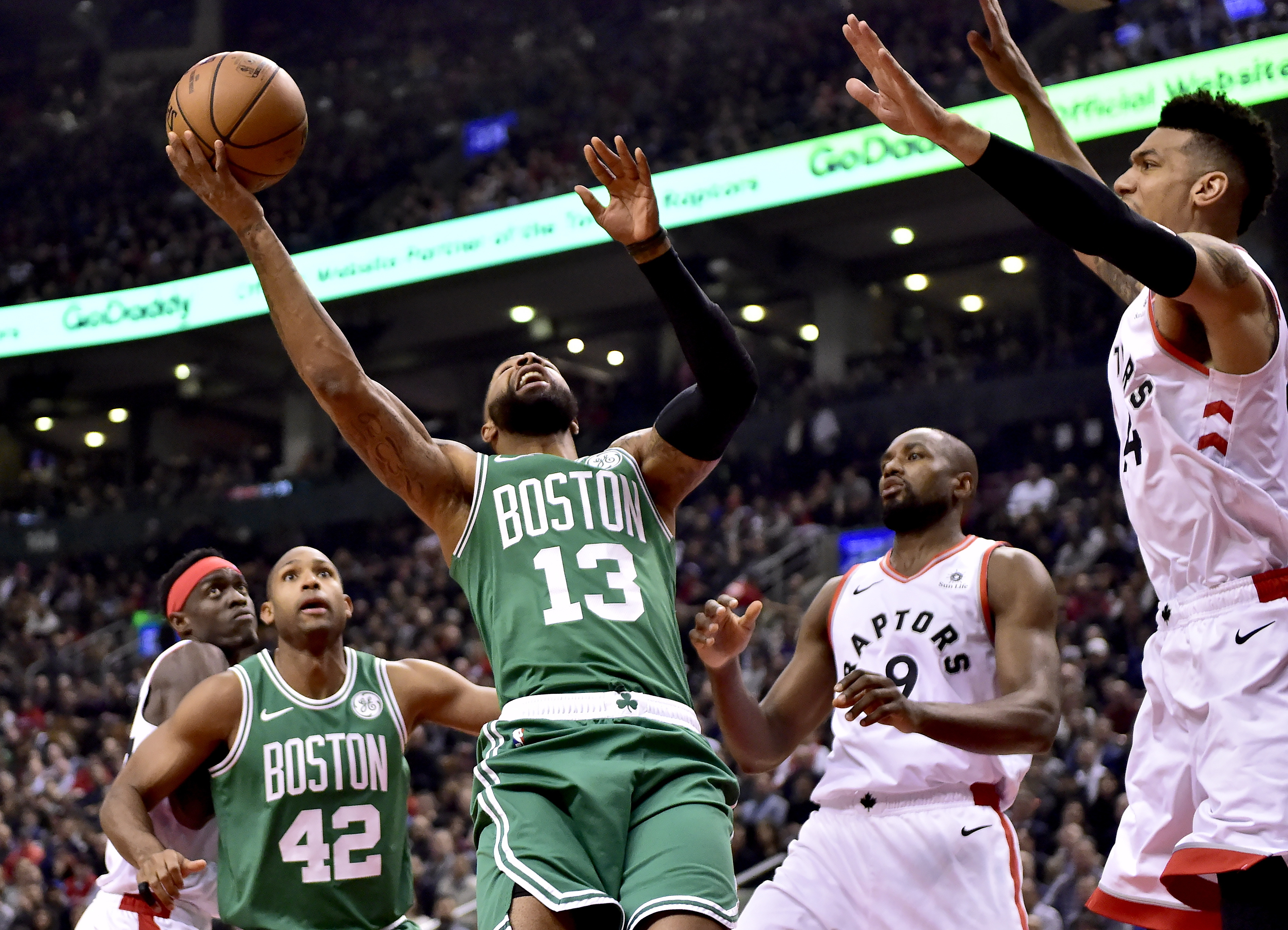 Embarrassed Celtics might have to accept this is just who they are