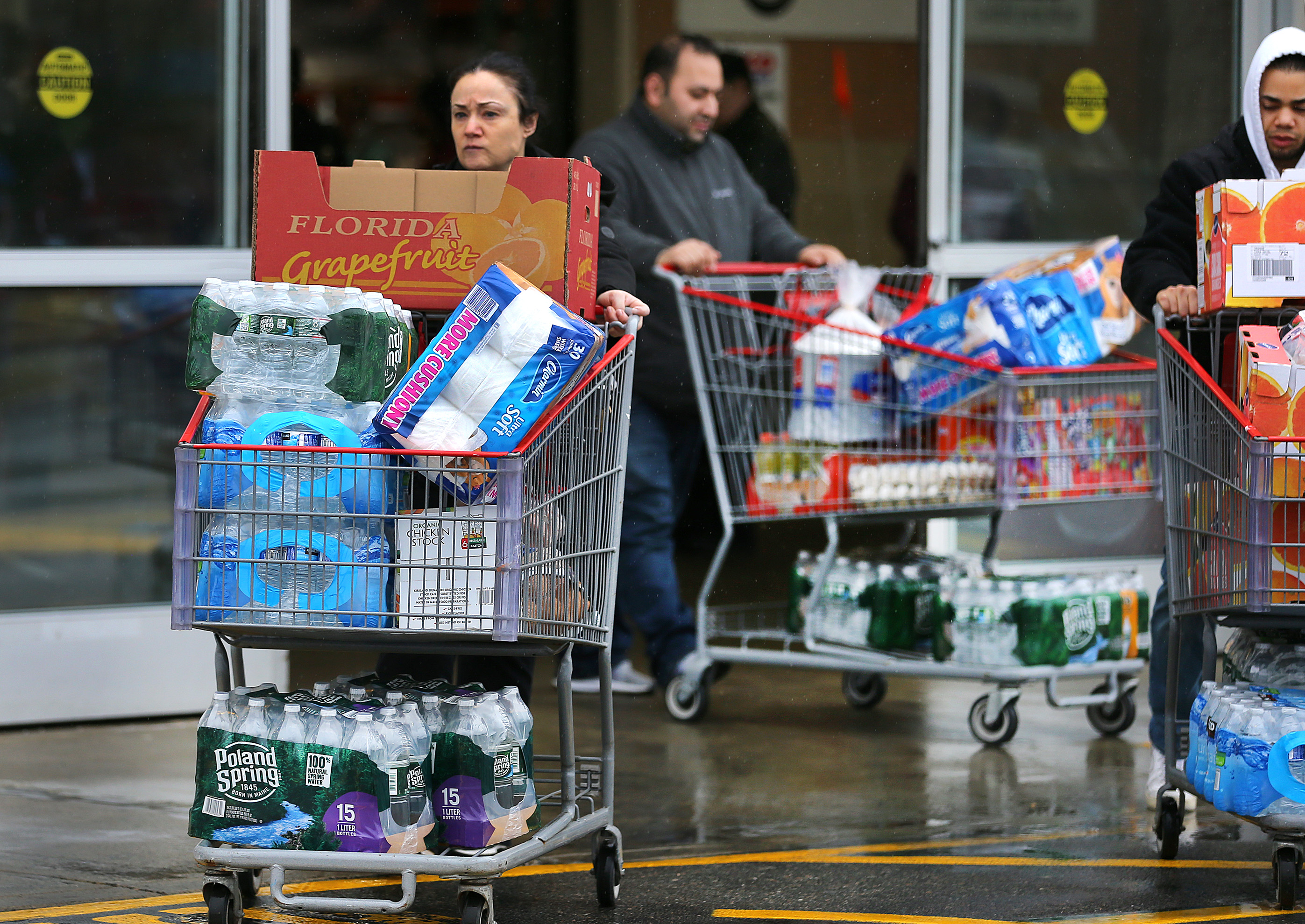 There's plenty of toilet paper — so why are people trying to hoard ...