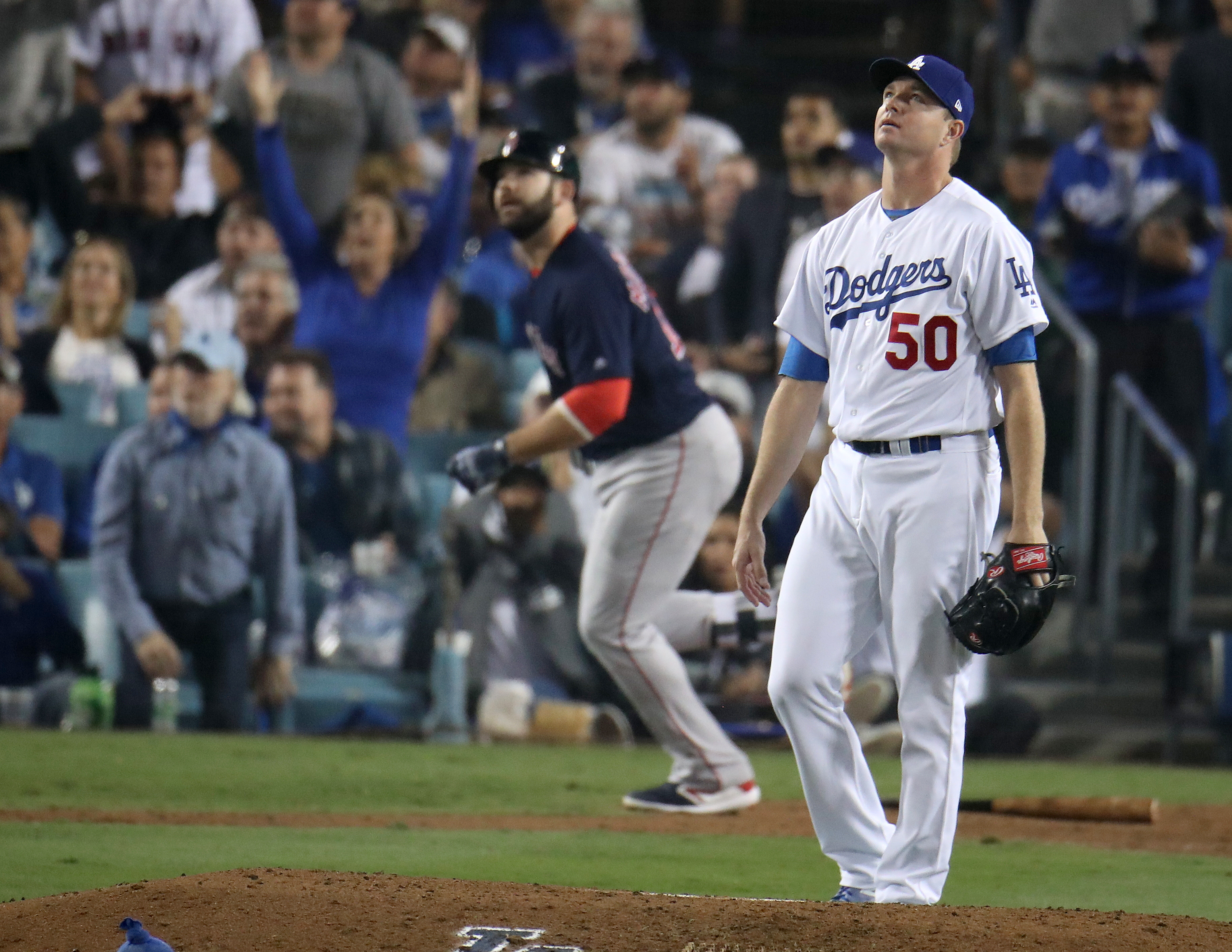 8b37b5224 How the Red Sox came back to beat the Dodgers in Game 4