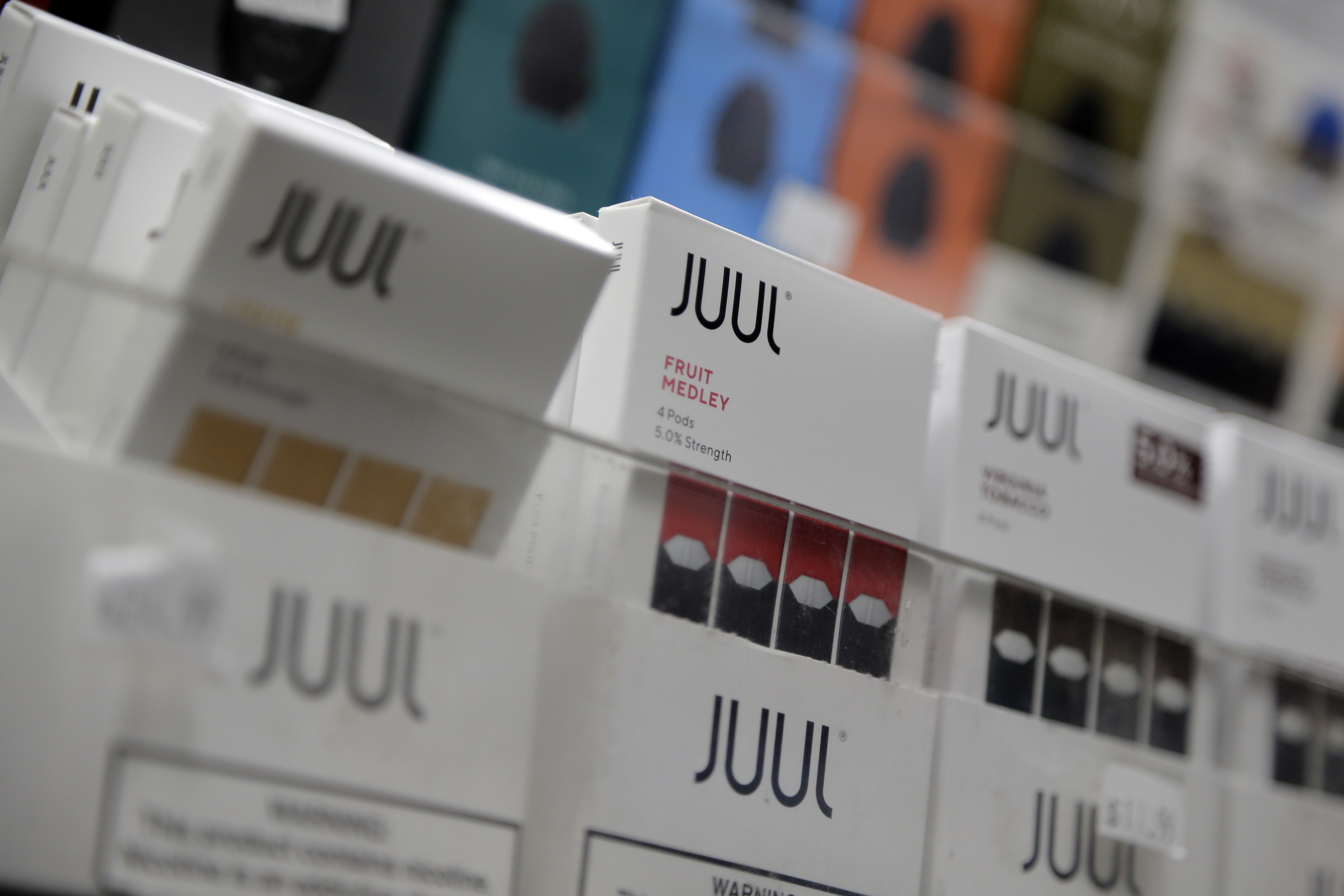 Lawsuit against Juul demands funding of statewide treatment and