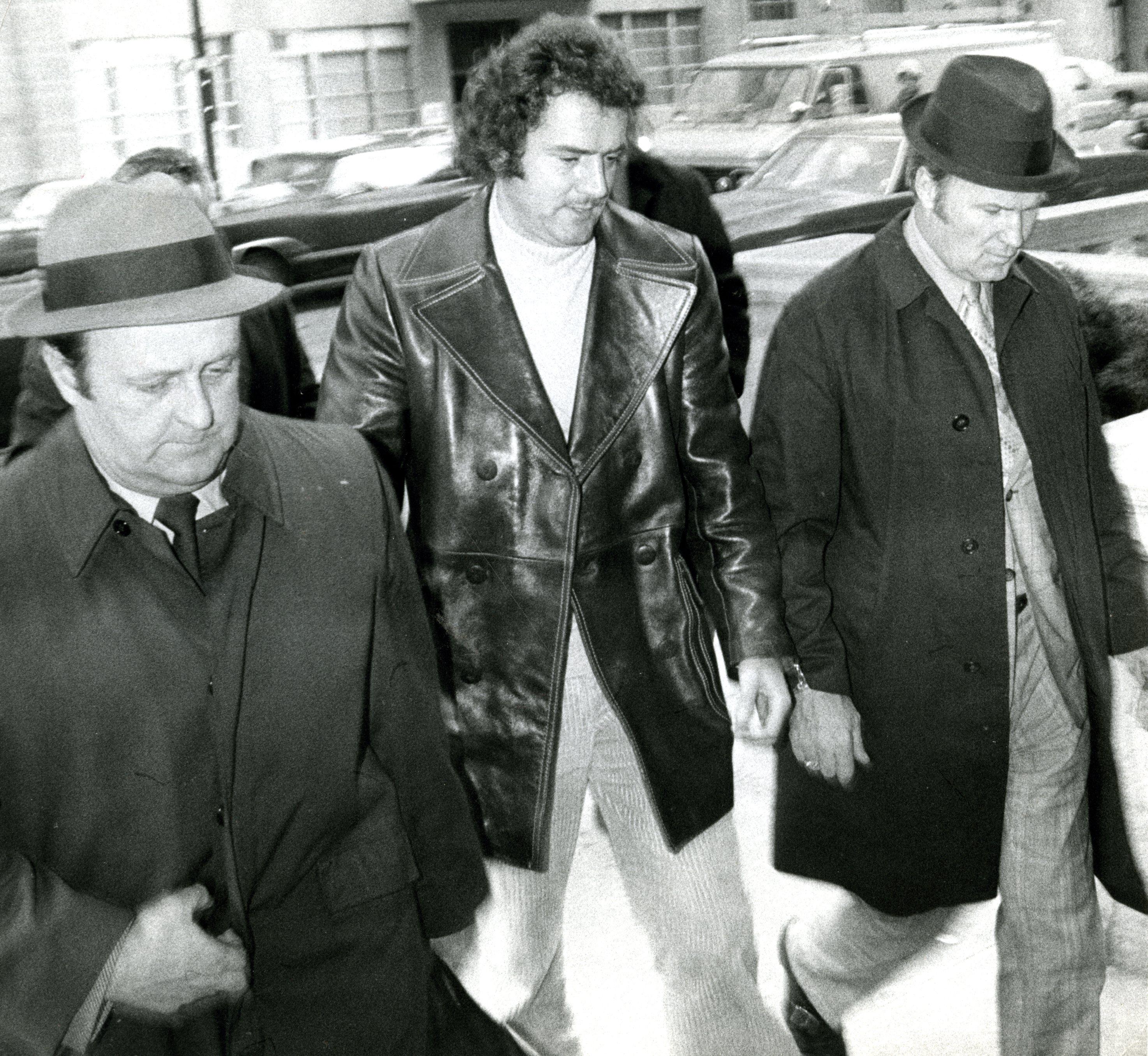 Mobster: Mafia boss said 'make sure you've got a hole dug' before