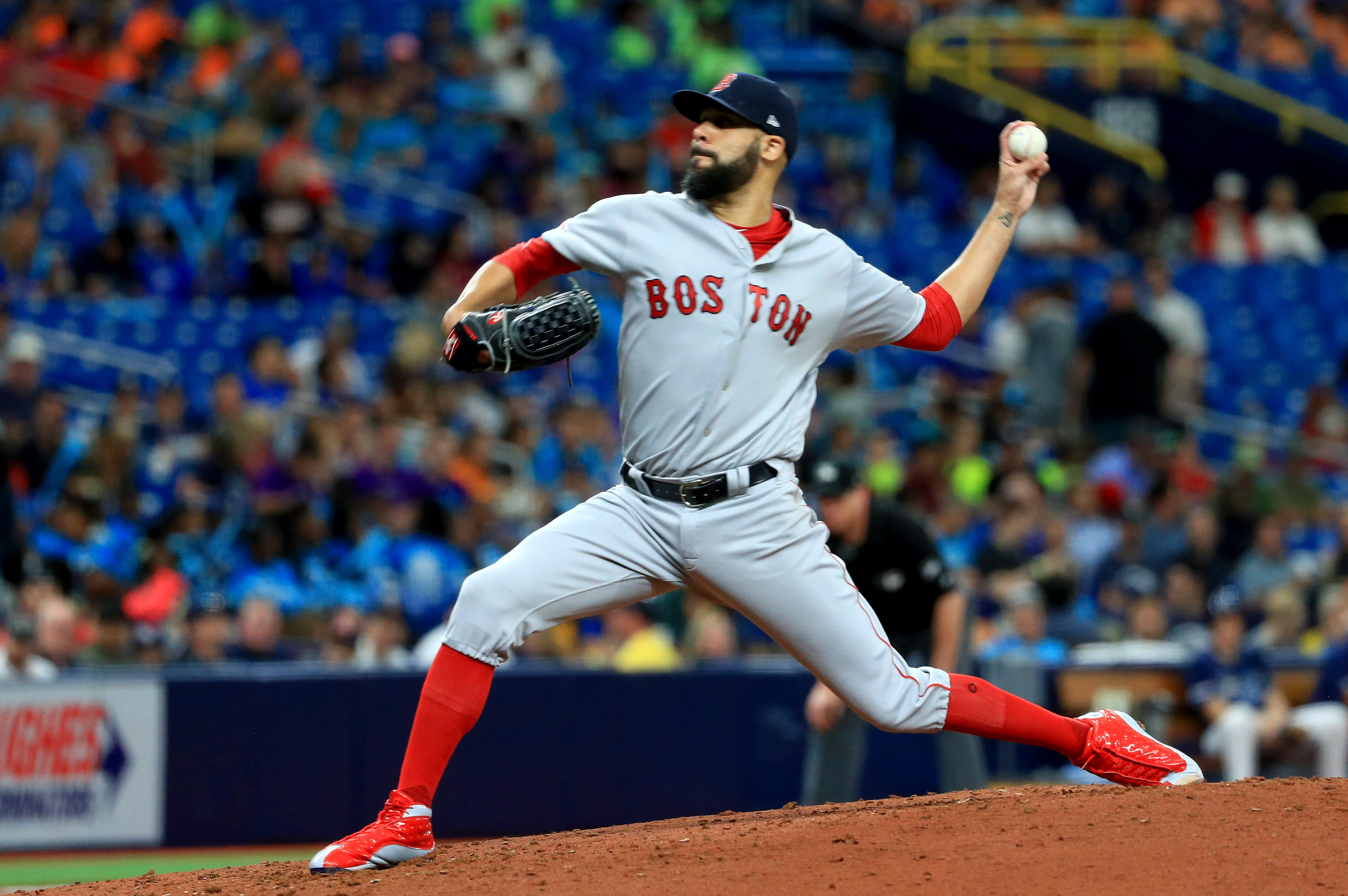 Red Sox would like to take road success home with them