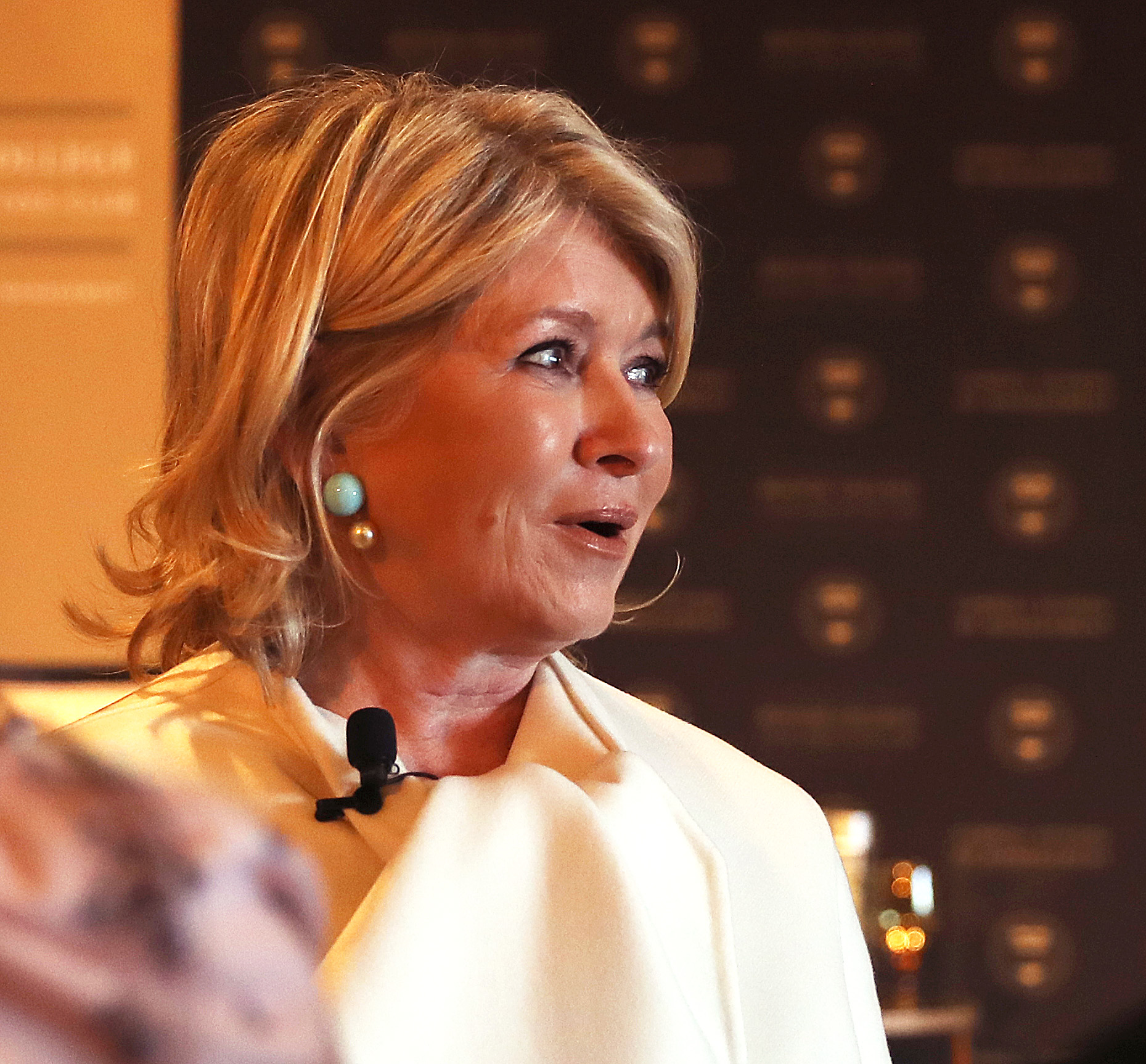 Martha Stewart offers biz lessons to Boston - The Boston Globe