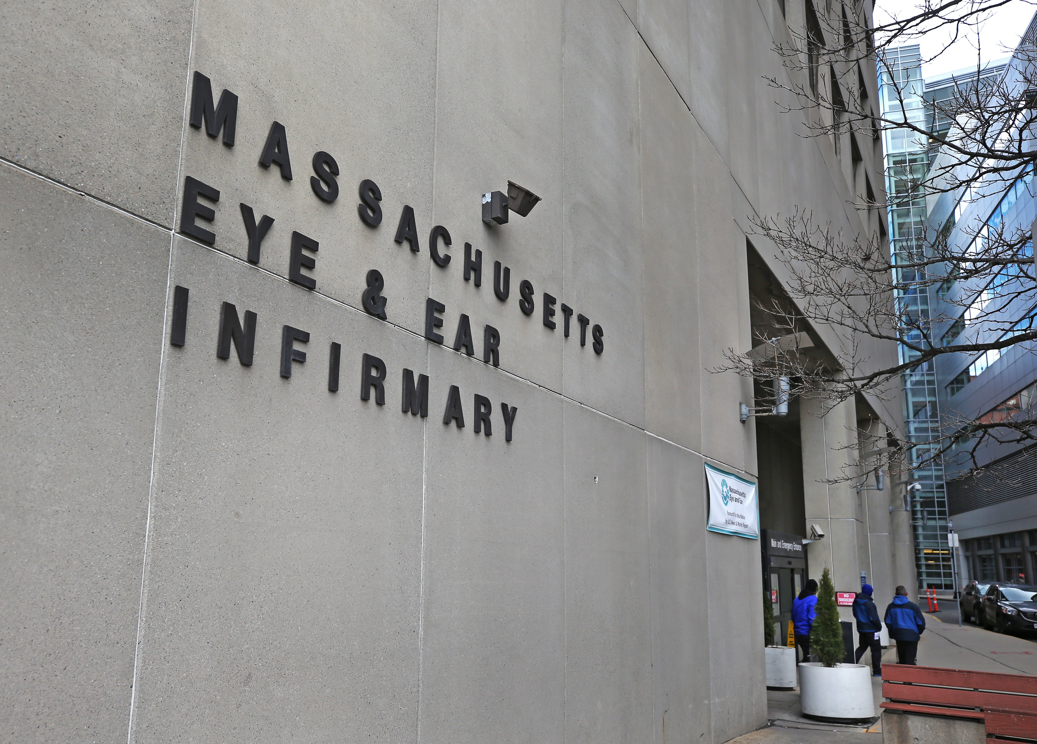Mass  Eye and Ear says it needs larger system to thrive