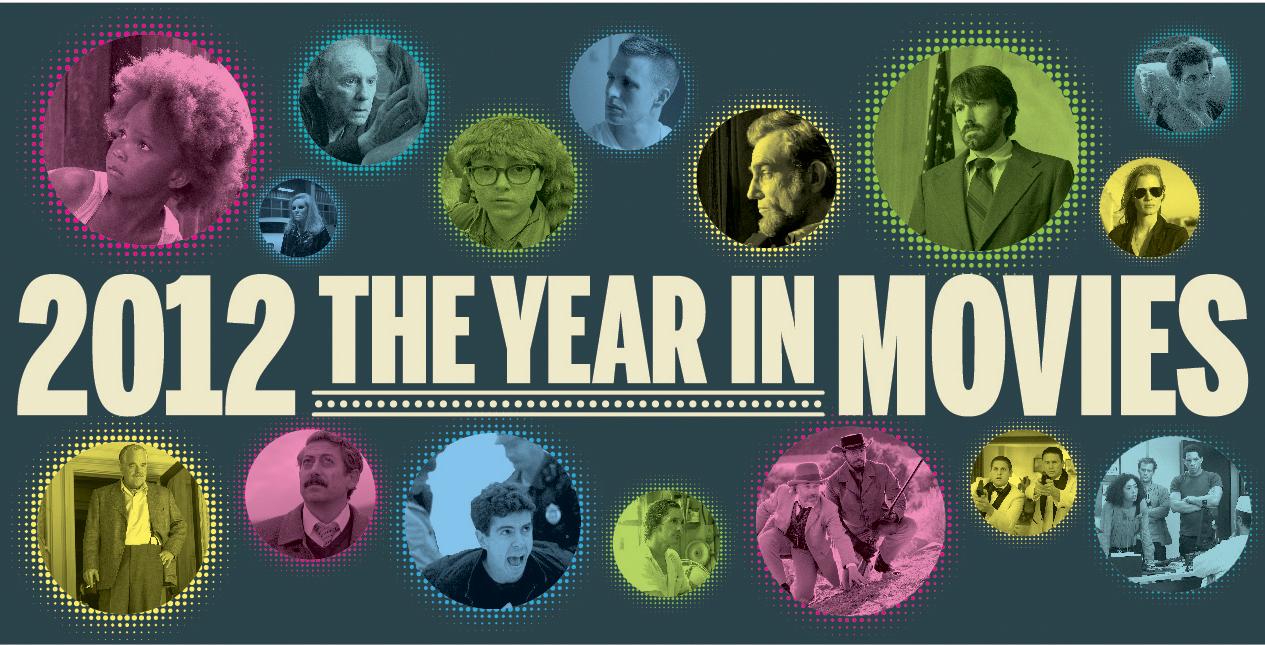 Wesley Morris's top 10 movies of 2012 - The Boston Globe