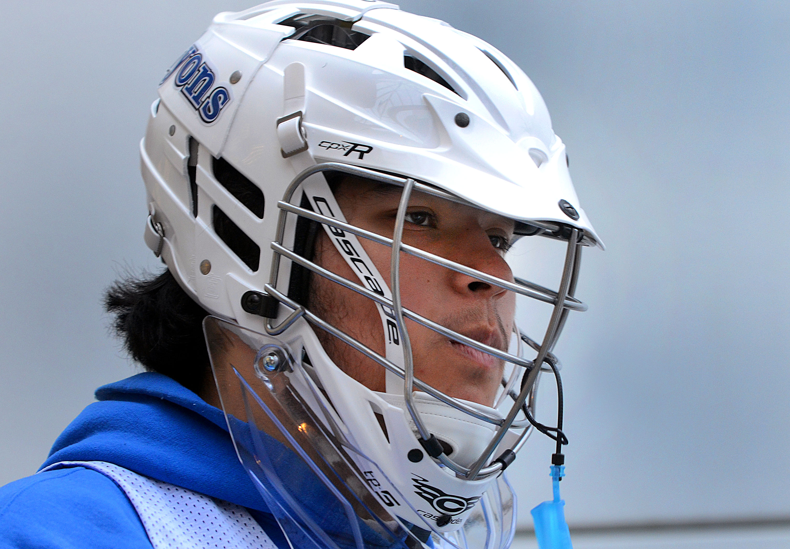 Lacrosse Player Sidelined By Helmet Issue Is Back On Field With New
