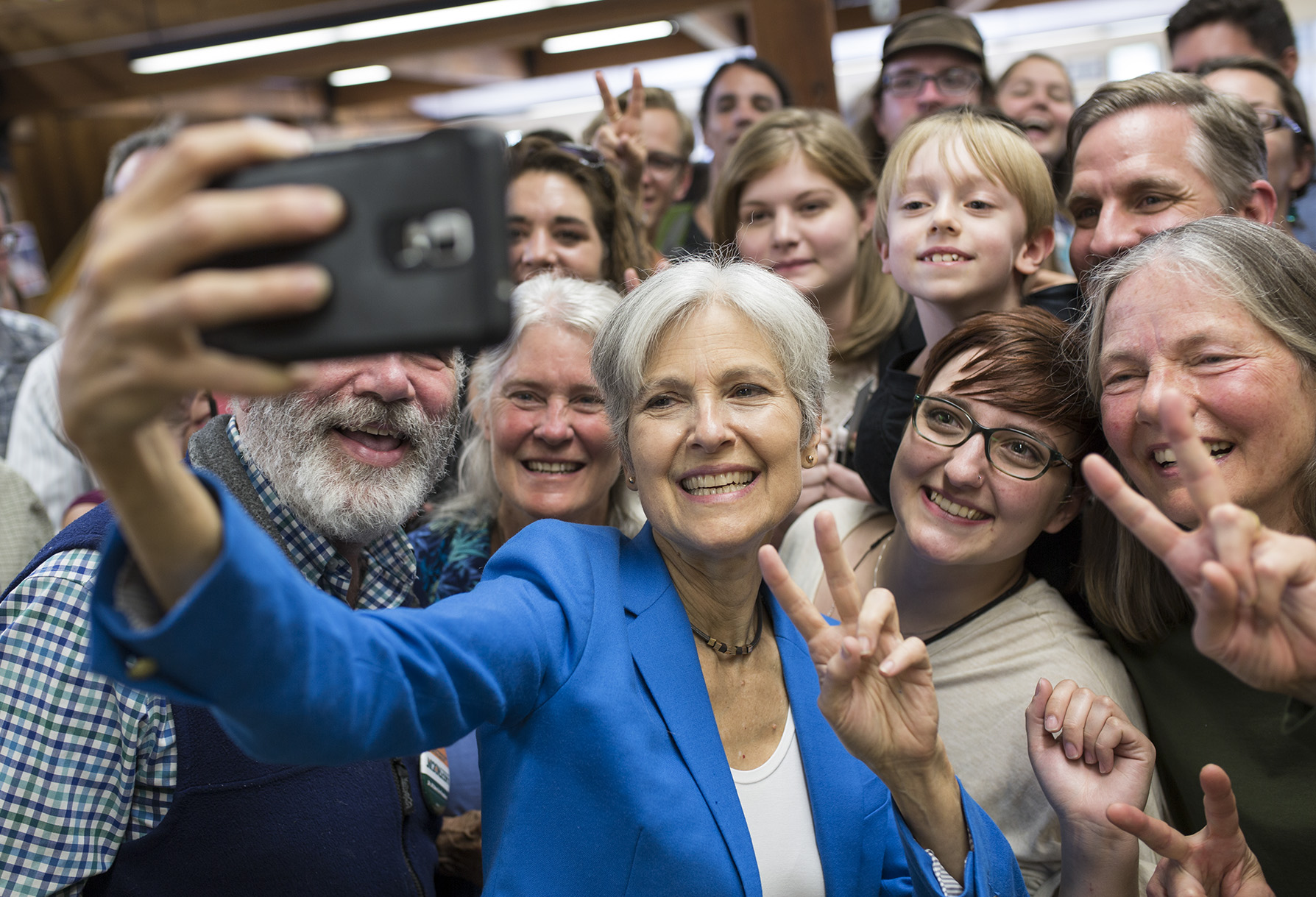 If Jill Stein is so smart, why does she keep running? - The