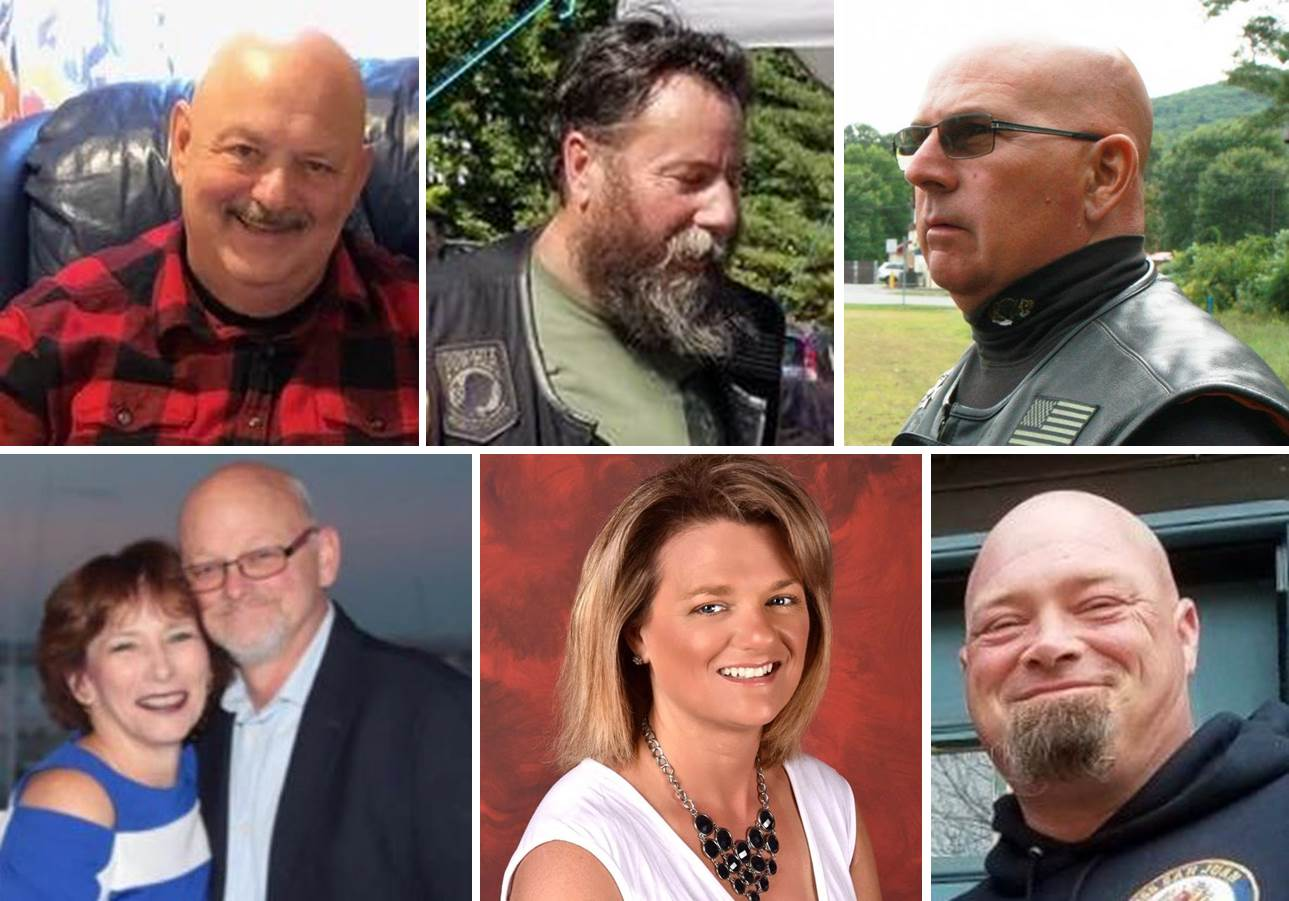 Massachusetts couple among seven victims killed in New Hampshire