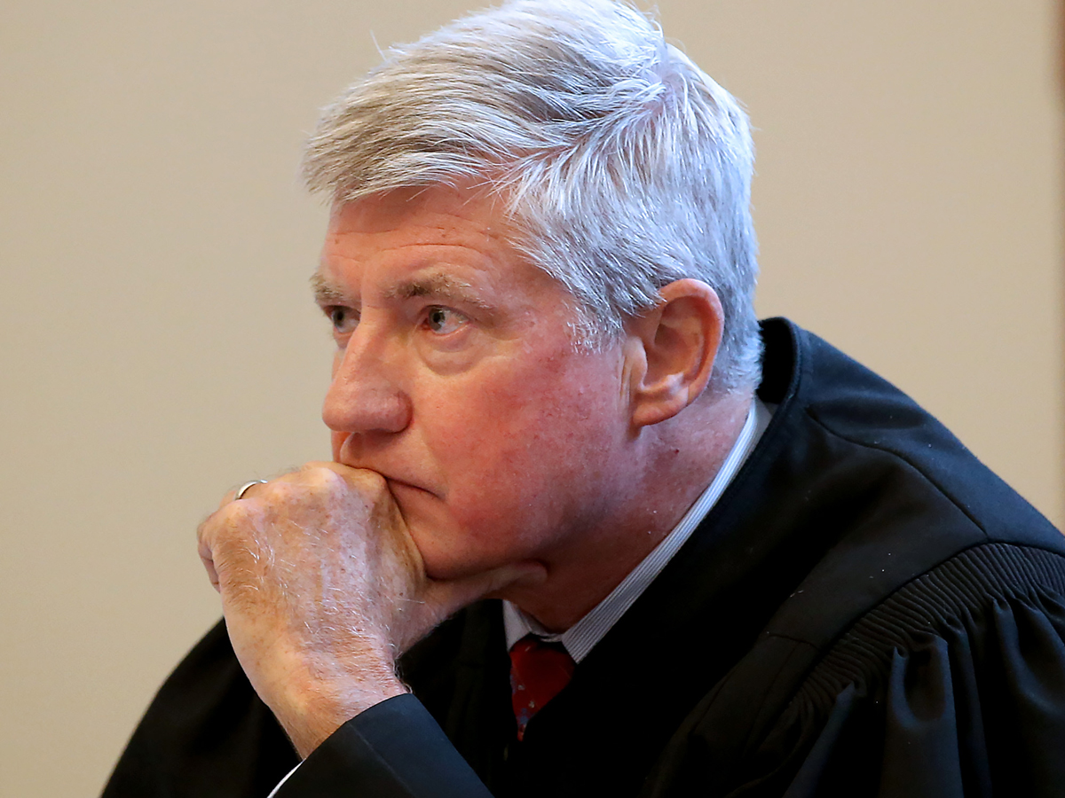 Judge at center of Straight Pride drama viewed as tough