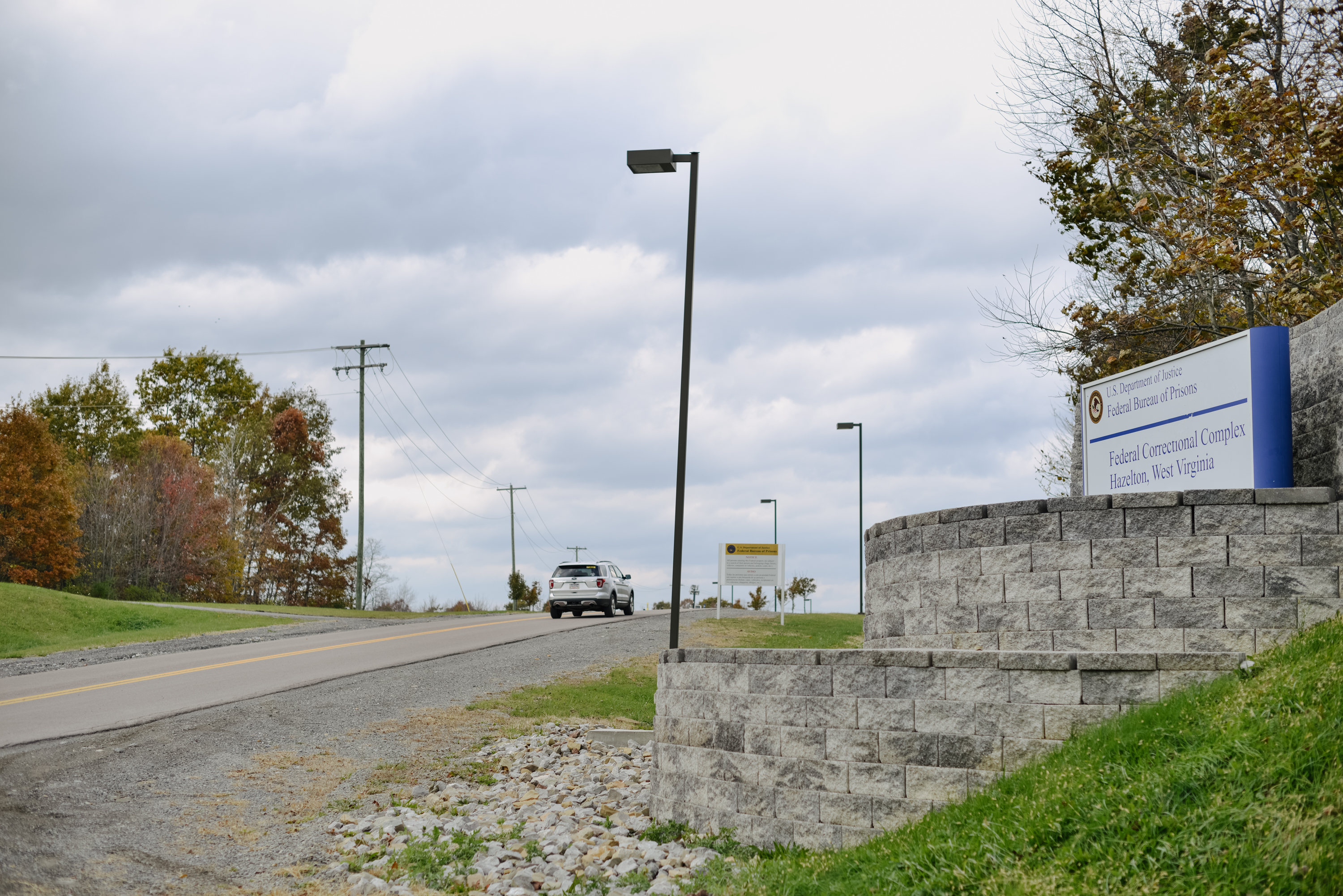 Hazelton inmates were known to use locks as weapons  Some