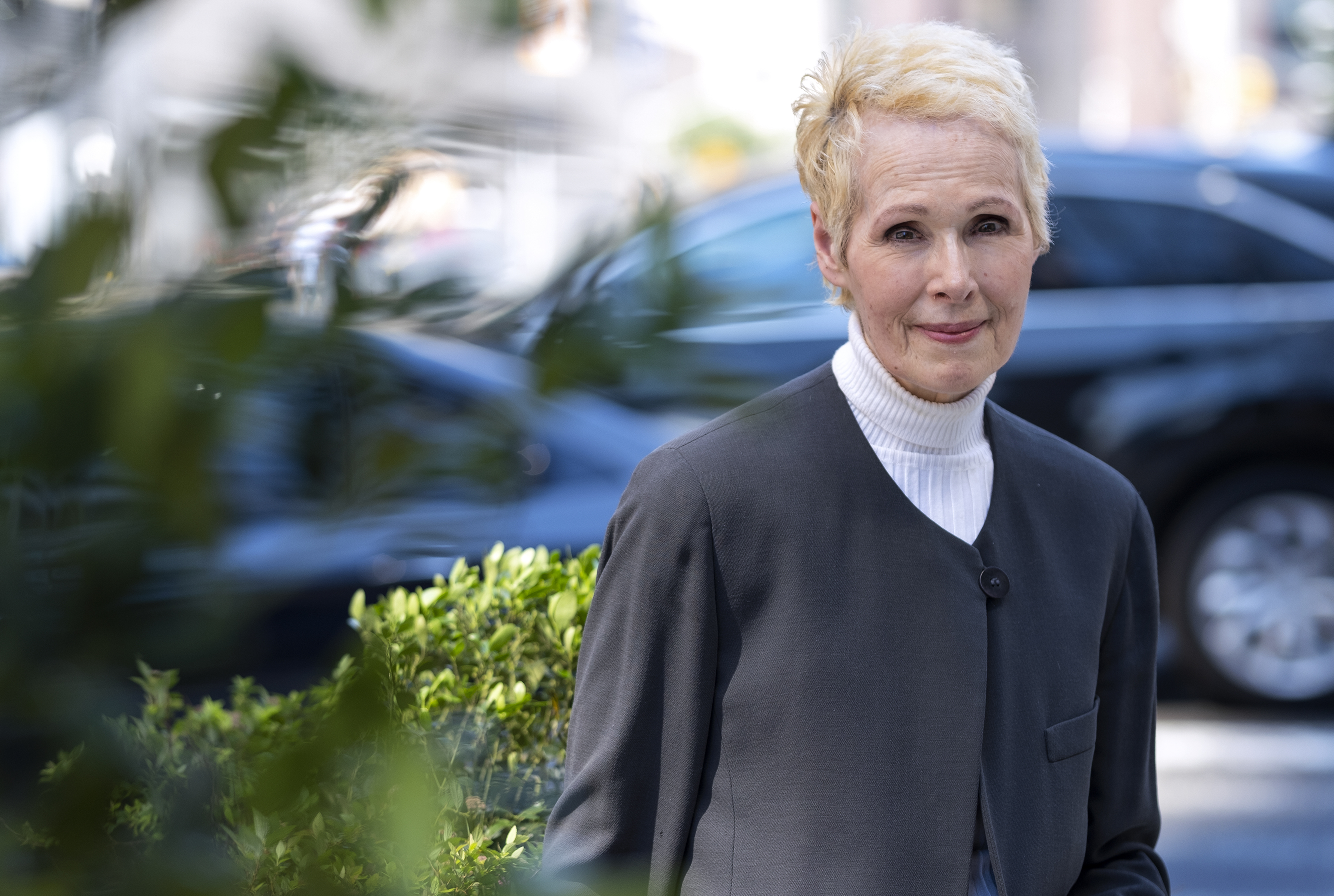 E. Jean Carroll isn't the perfect victim, and she doesn't need to be