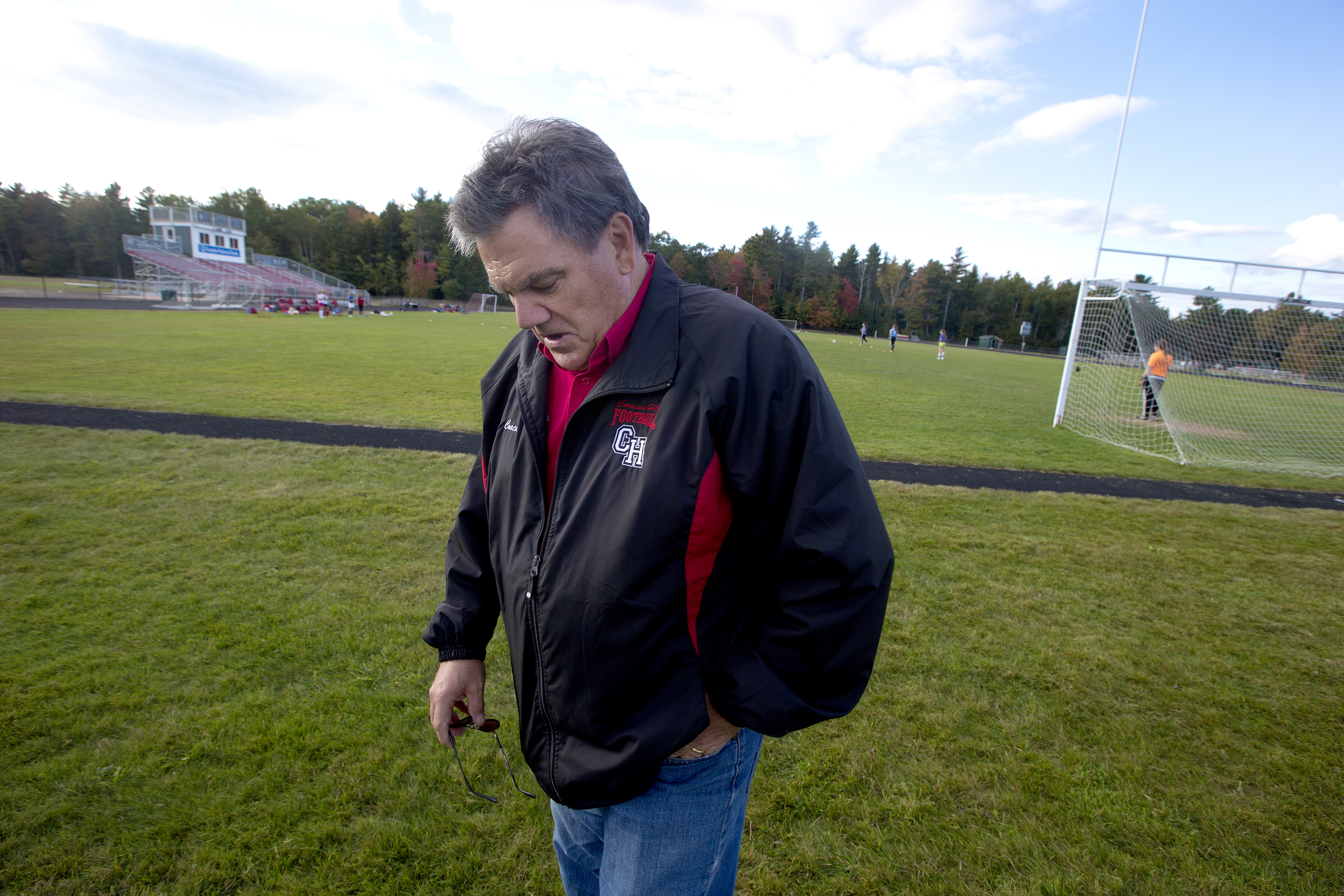 Fearful of injuries, a Maine high school cancels football - The
