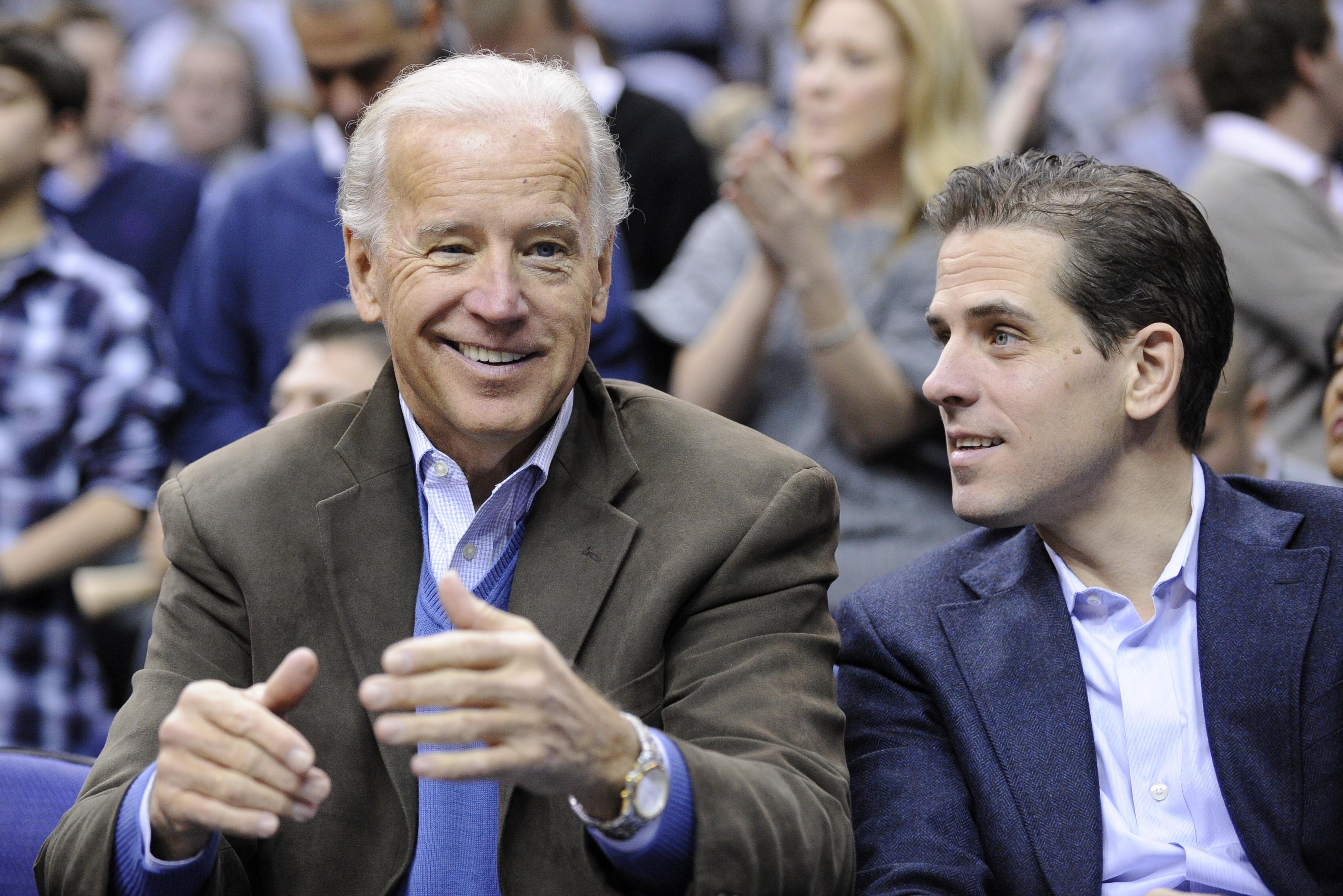 It S Fair To Question Hunter Biden S Business Dealings The Boston Globe