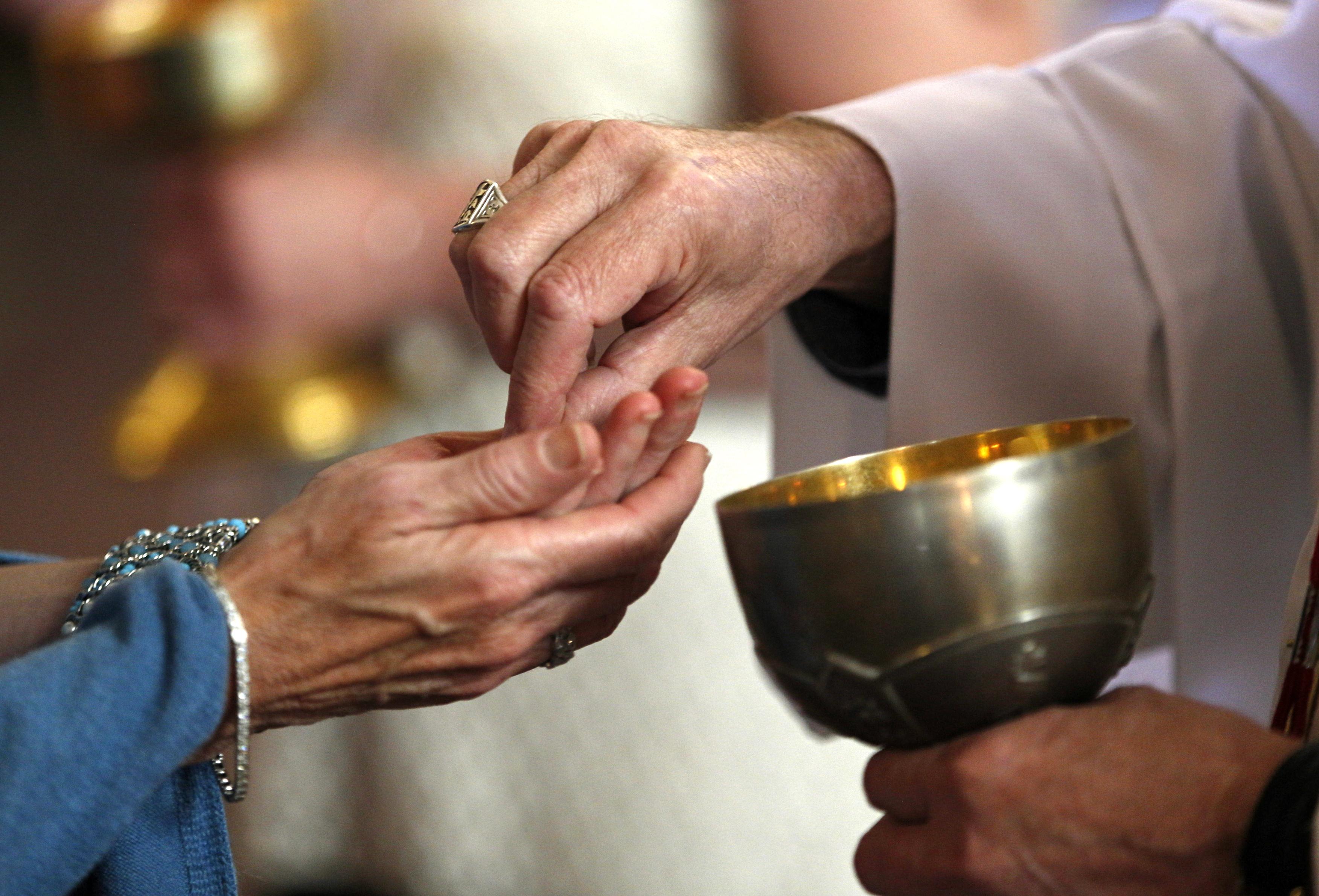 Big Number: Eucharistic uncertainty