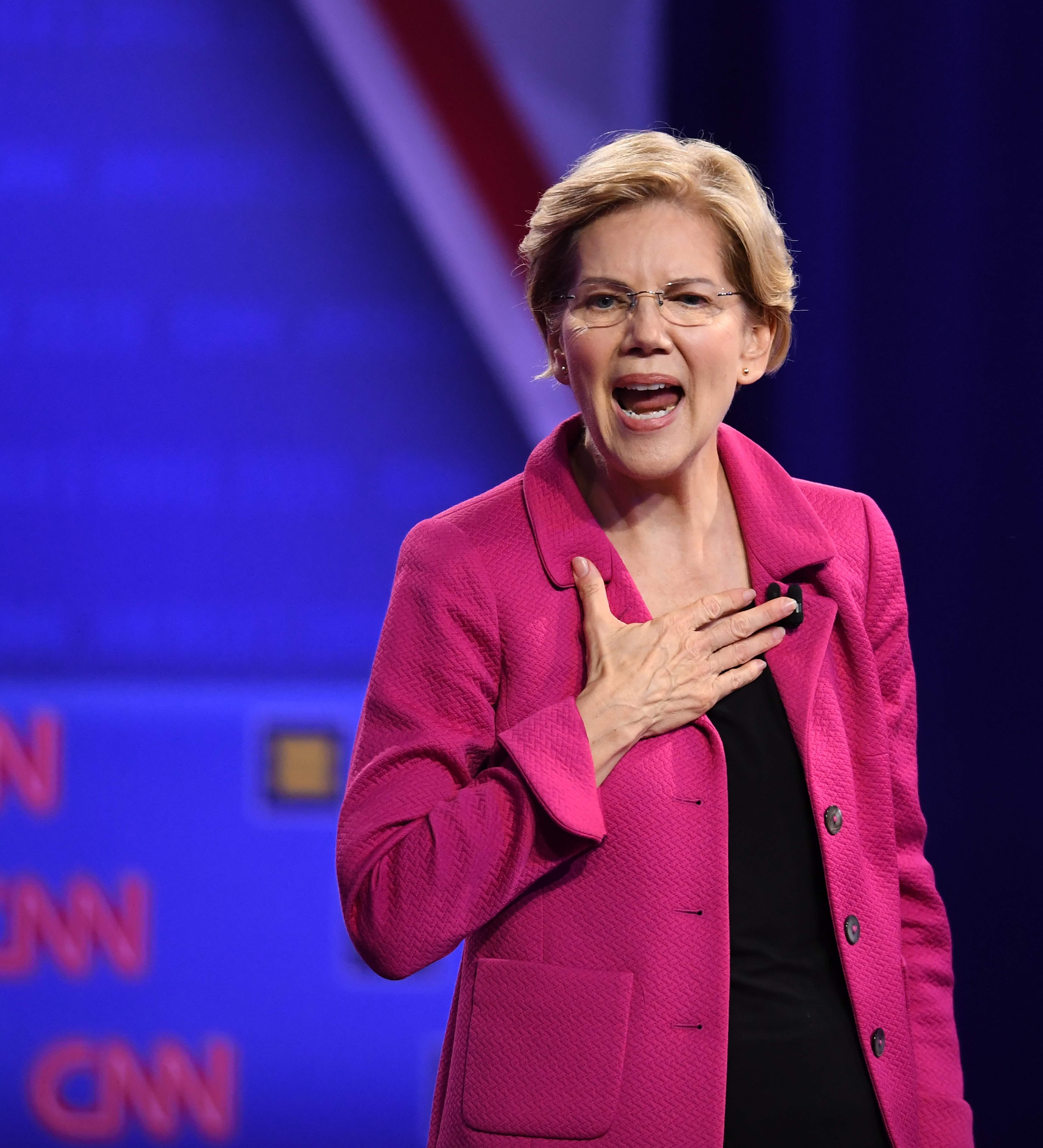 Lobbyists should embrace Elizabeth Warren's anti-corruption plan