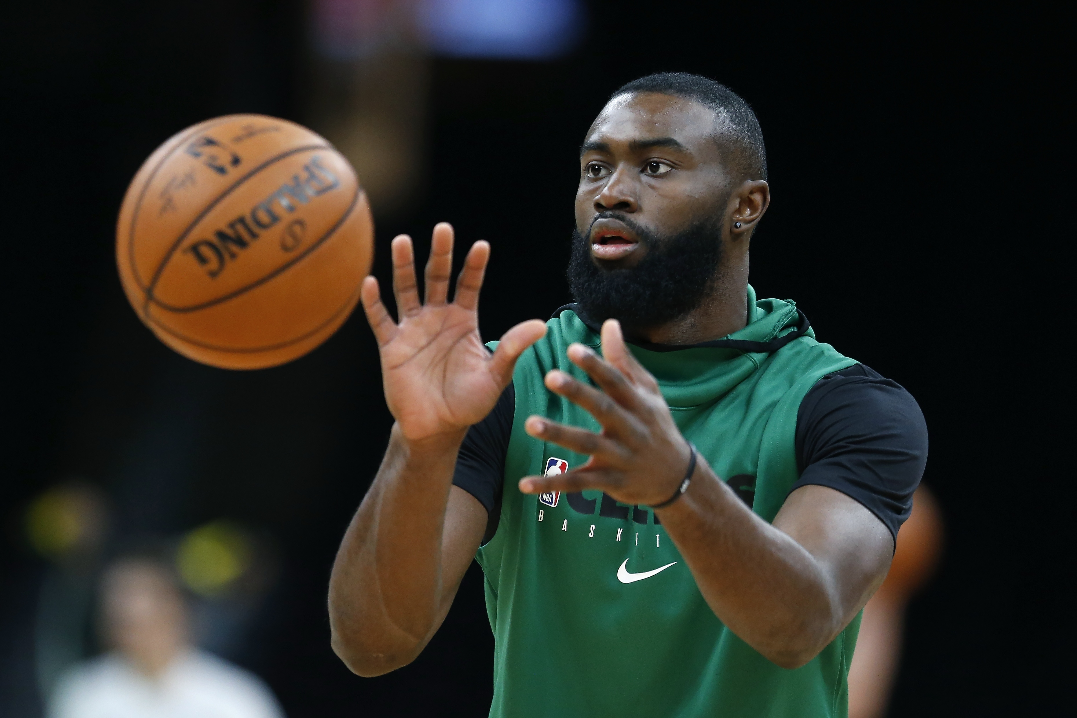 This is how the Celtics' Jaylen Brown views China controversy